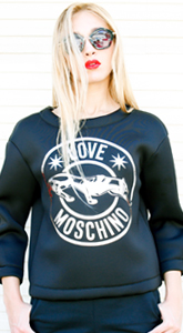 Moschino clothing
