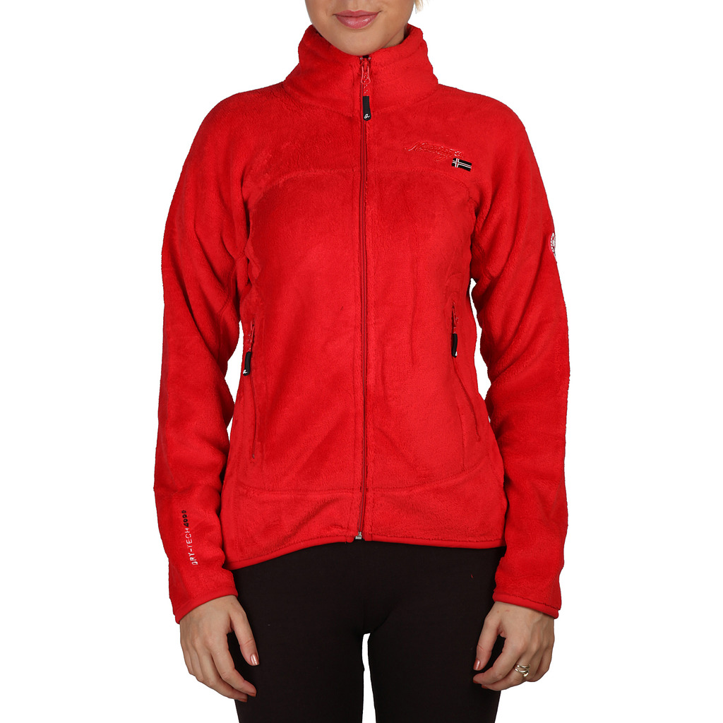 Hanorac Geographical Norway Ursula_woman_red