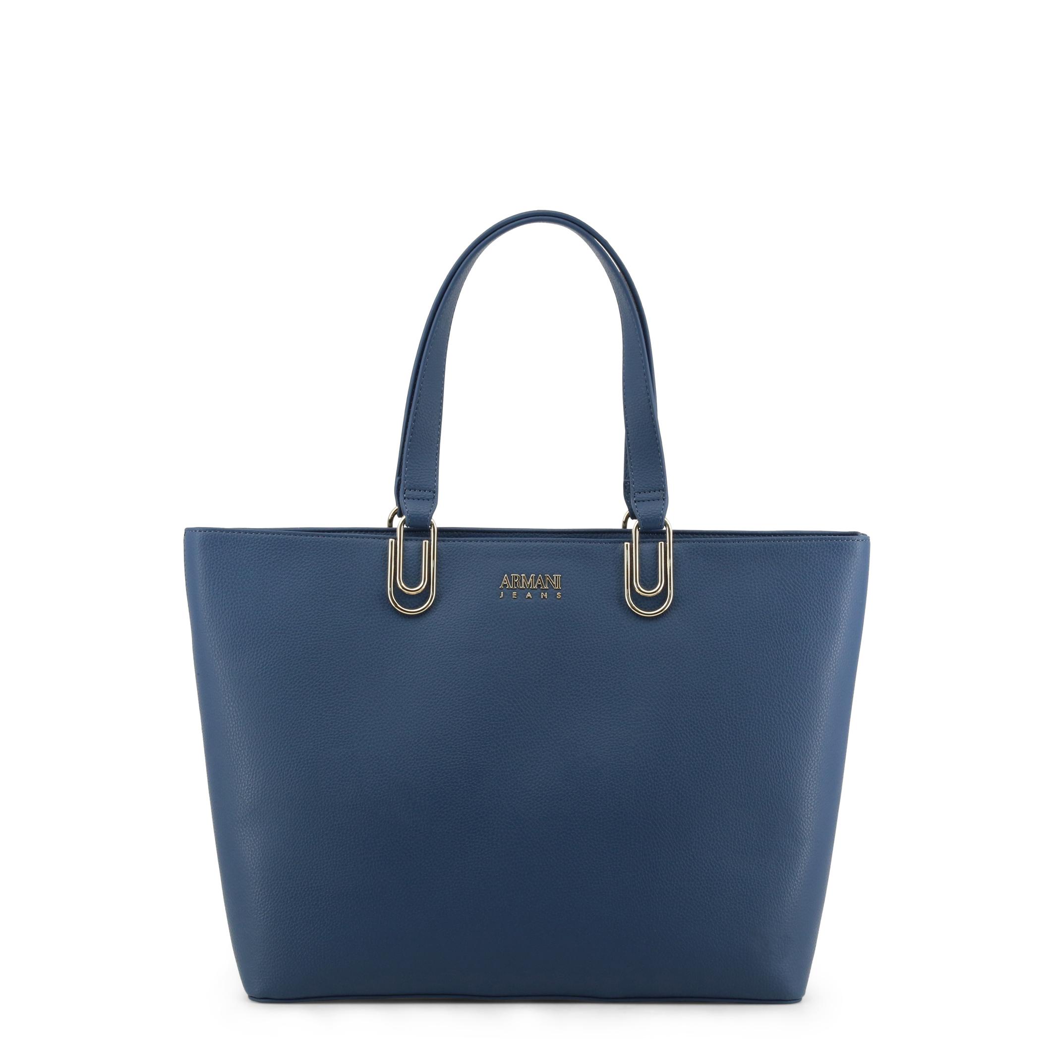 Shopping bag de Mujer Armani Jeans Azul