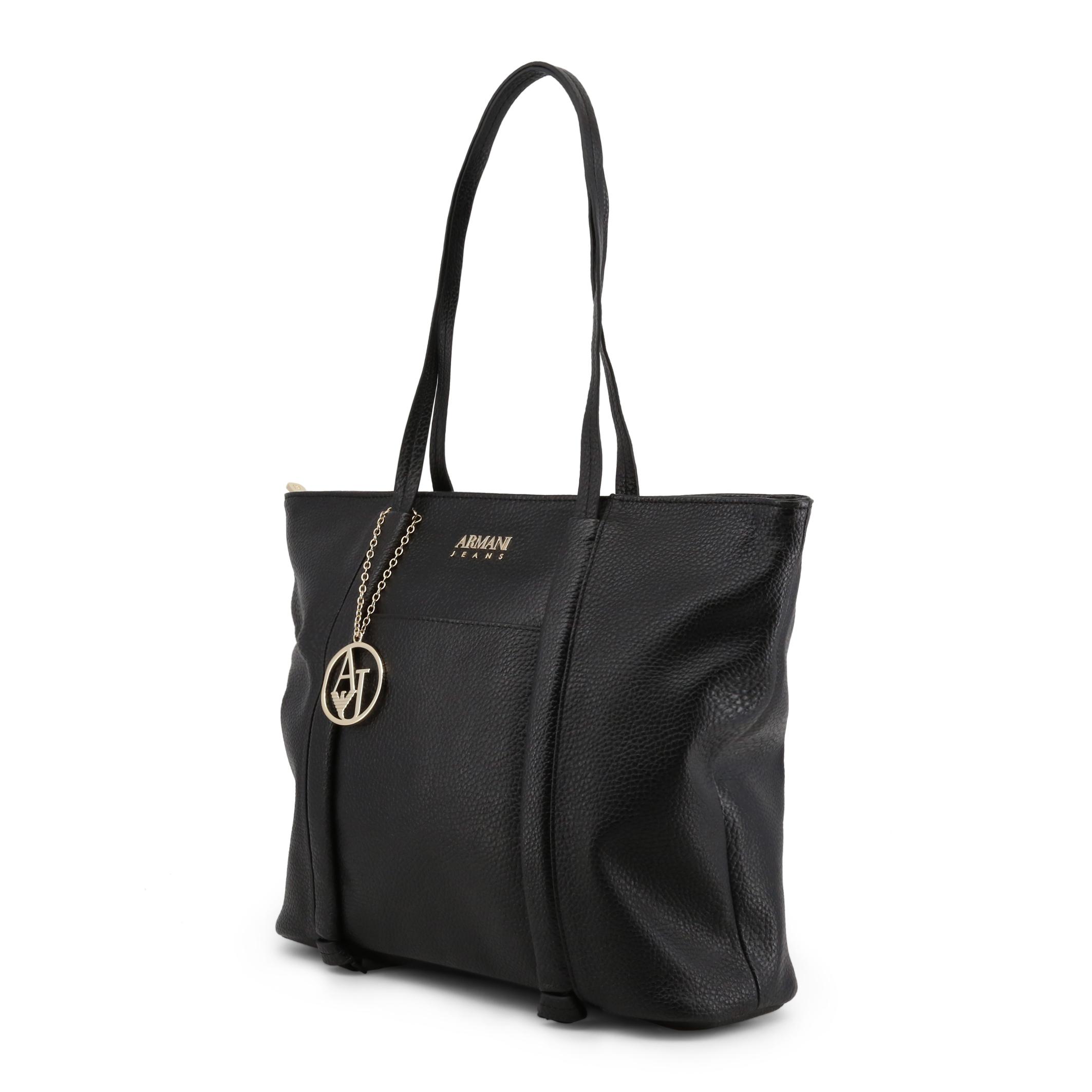 Shopping-bag-Armani-Jeans-922341-CD813-Donna-Nero-100018 miniatura 2