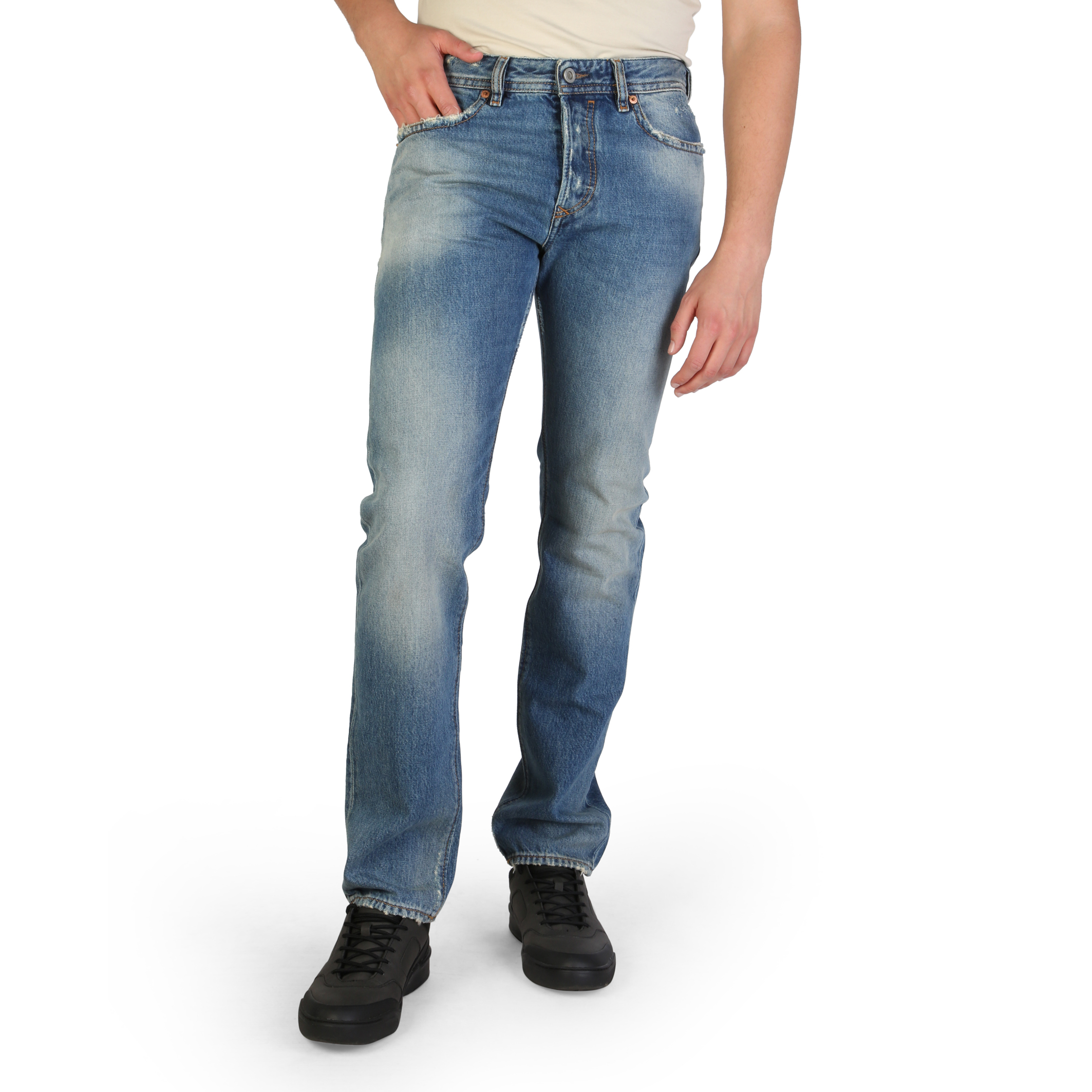 Jeans Diesel BUSTER_L32_00SDHB Uomo Blu 100045