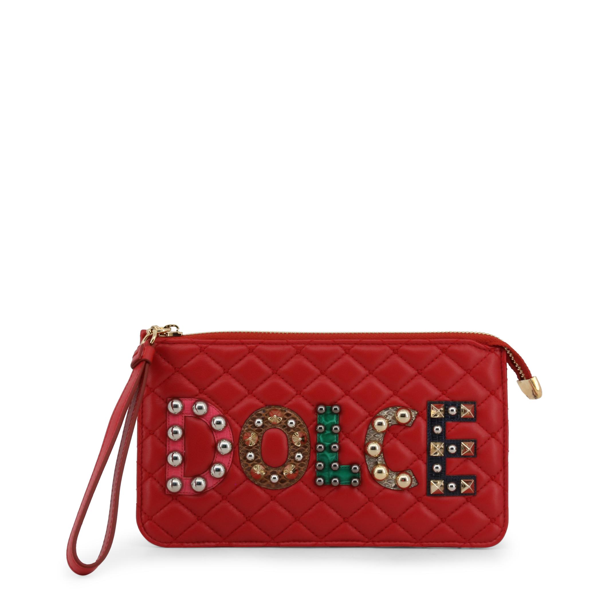 Pochette Dolce&Gabbana BI0931AI4898 Donna Rosso 100141