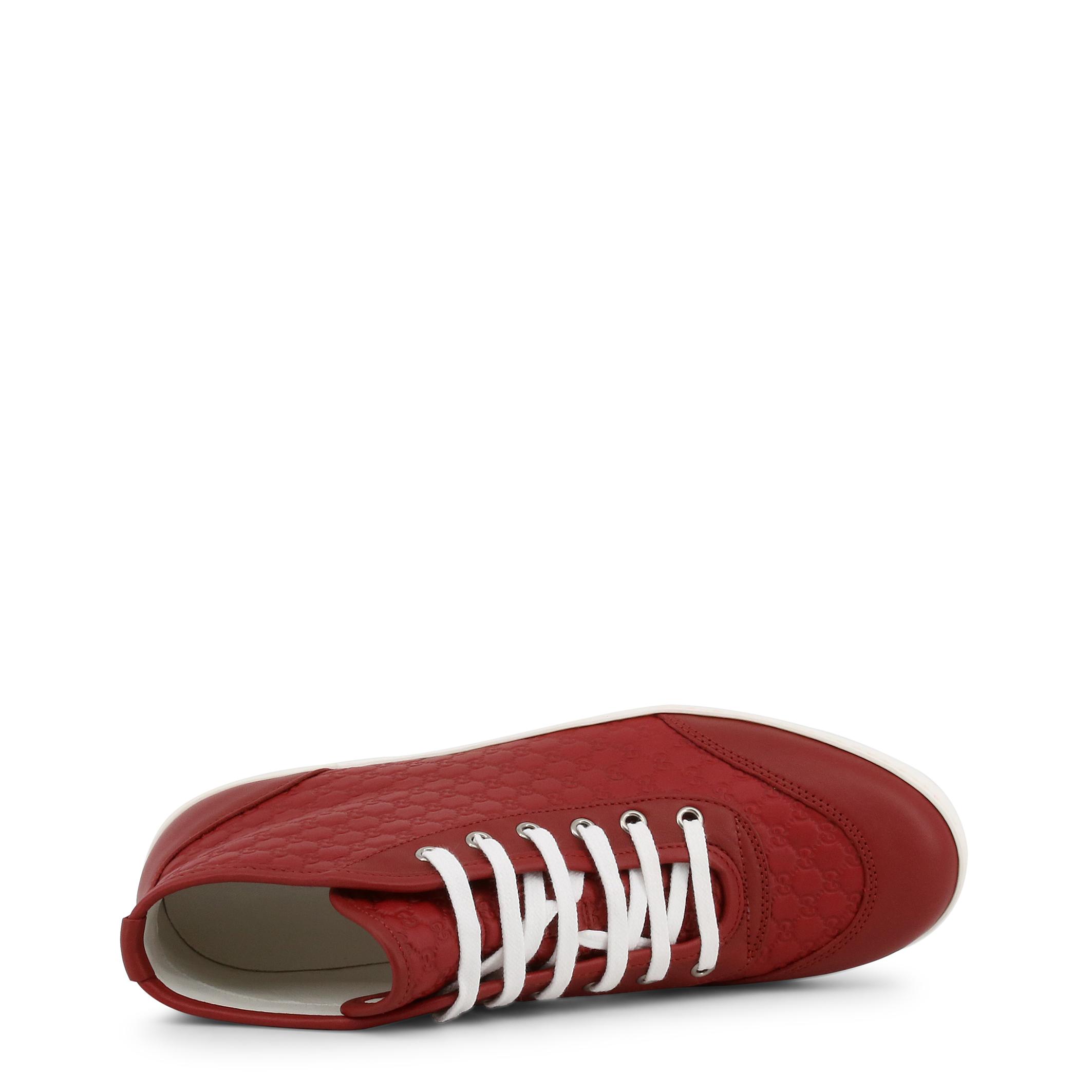 Sneakers-Gucci-391499-A9LF0-Donna-Rosso-100173 miniatura 3