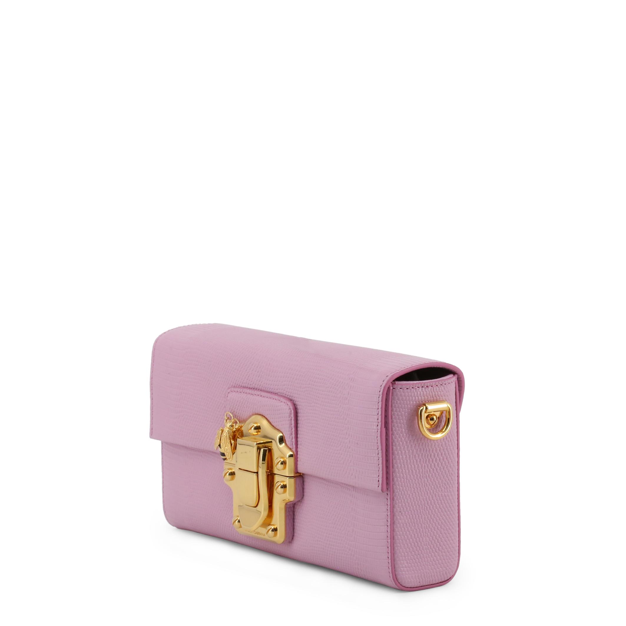 Borse-a-spalla-Dolce-amp-Gabbana-BB6272AC2318-Donna-Rosa-100212 miniatura 2