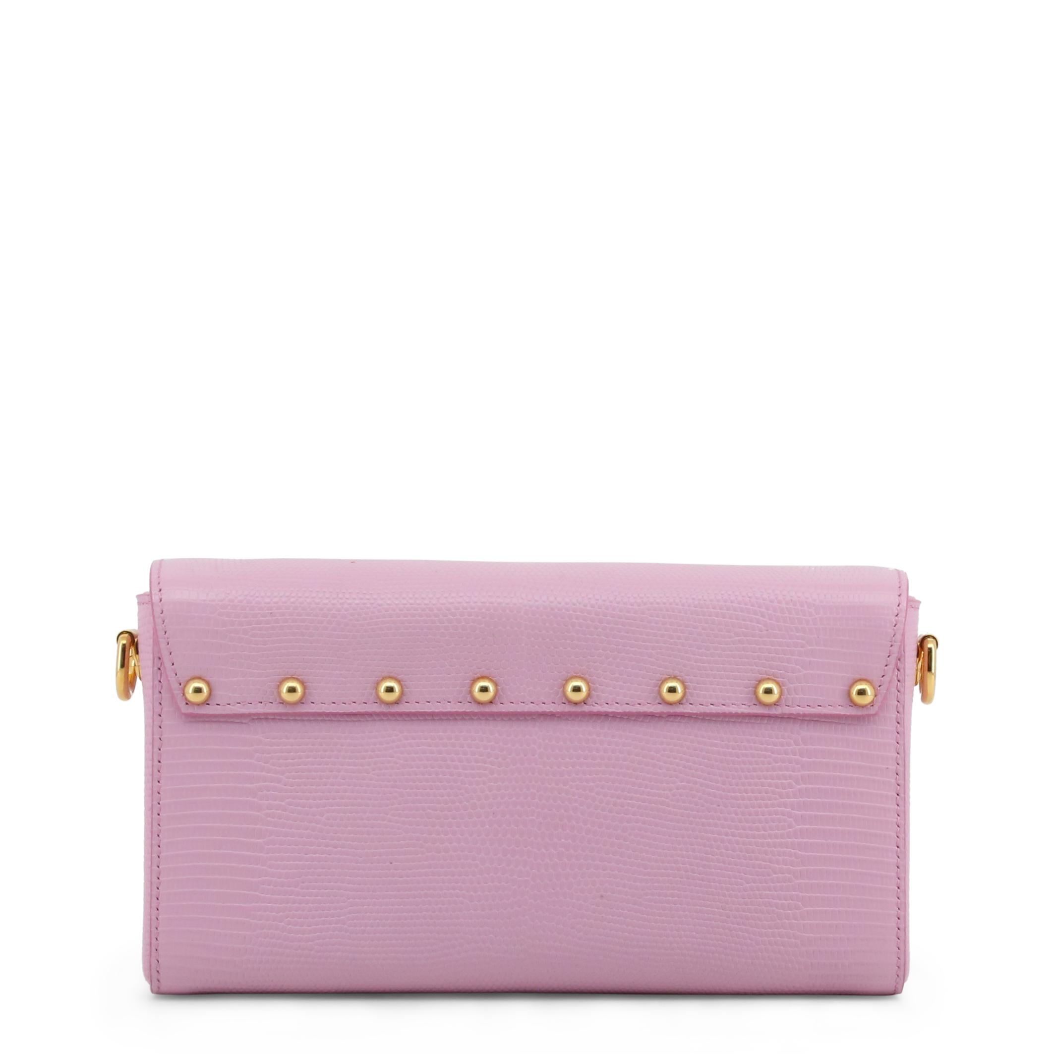 Borse-a-spalla-Dolce-amp-Gabbana-BB6272AC2318-Donna-Rosa-100212 miniatura 3
