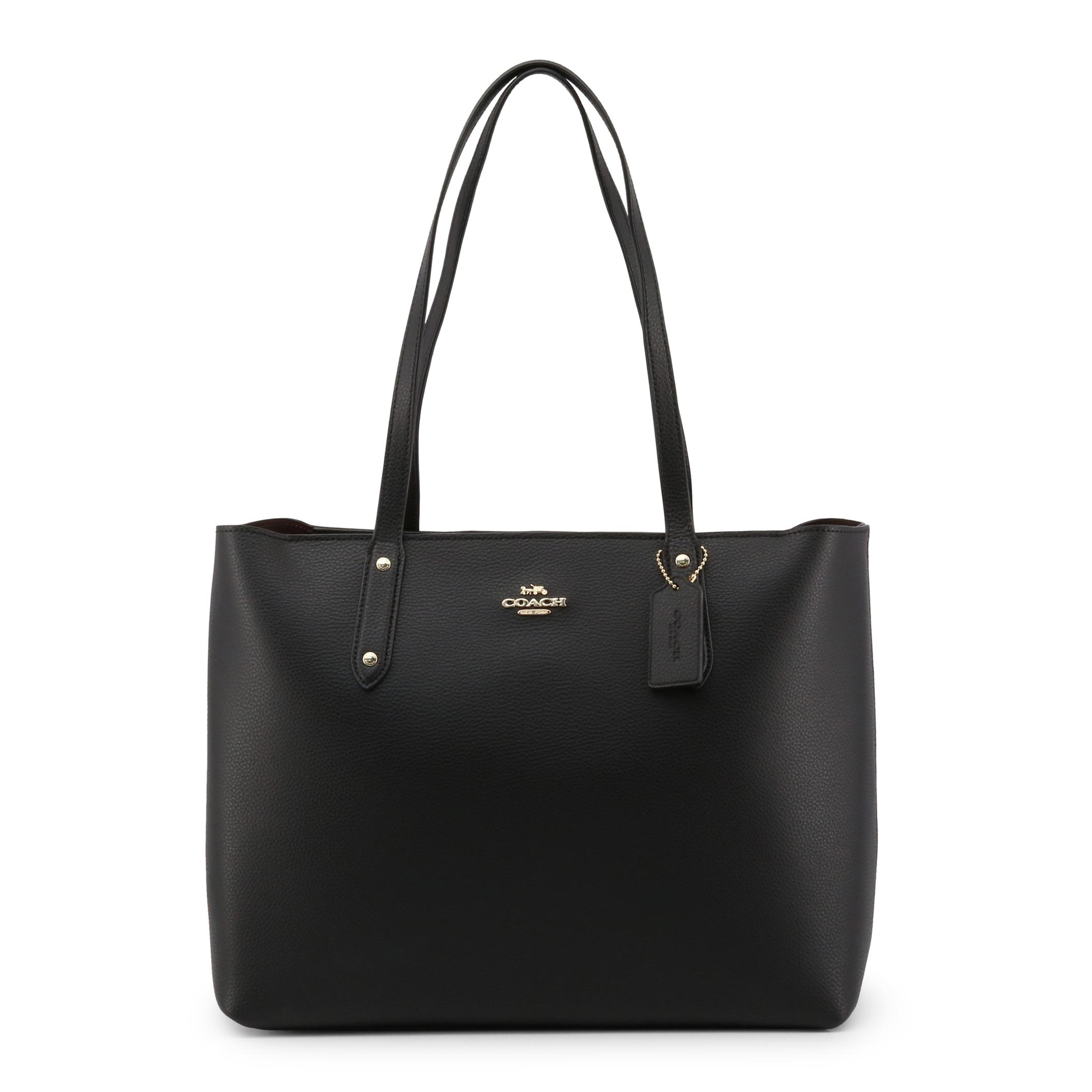 Shopping bag Coach 69424 Donna Nero 100544