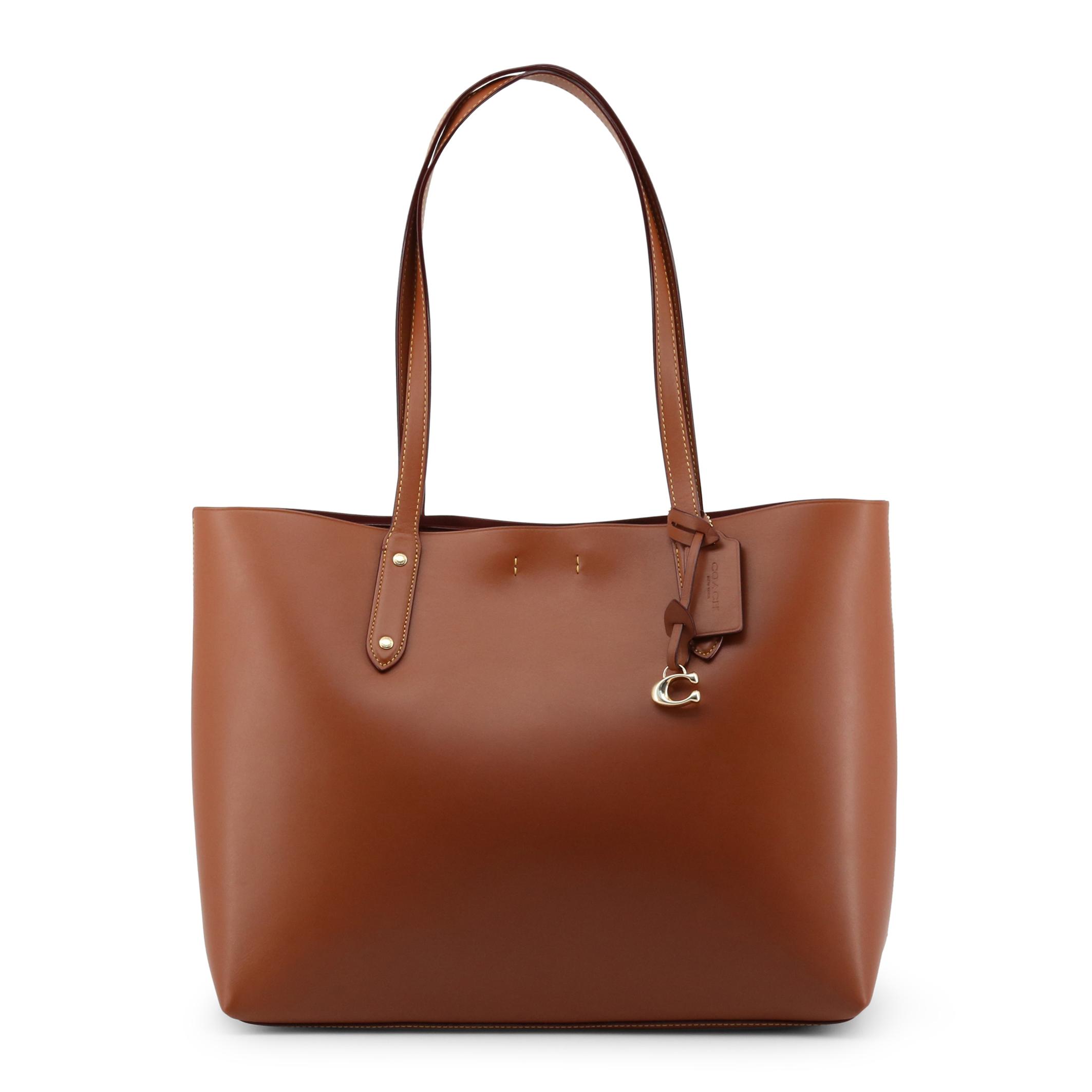 Shopping bag Coach 69450 Donna Marrone 100545