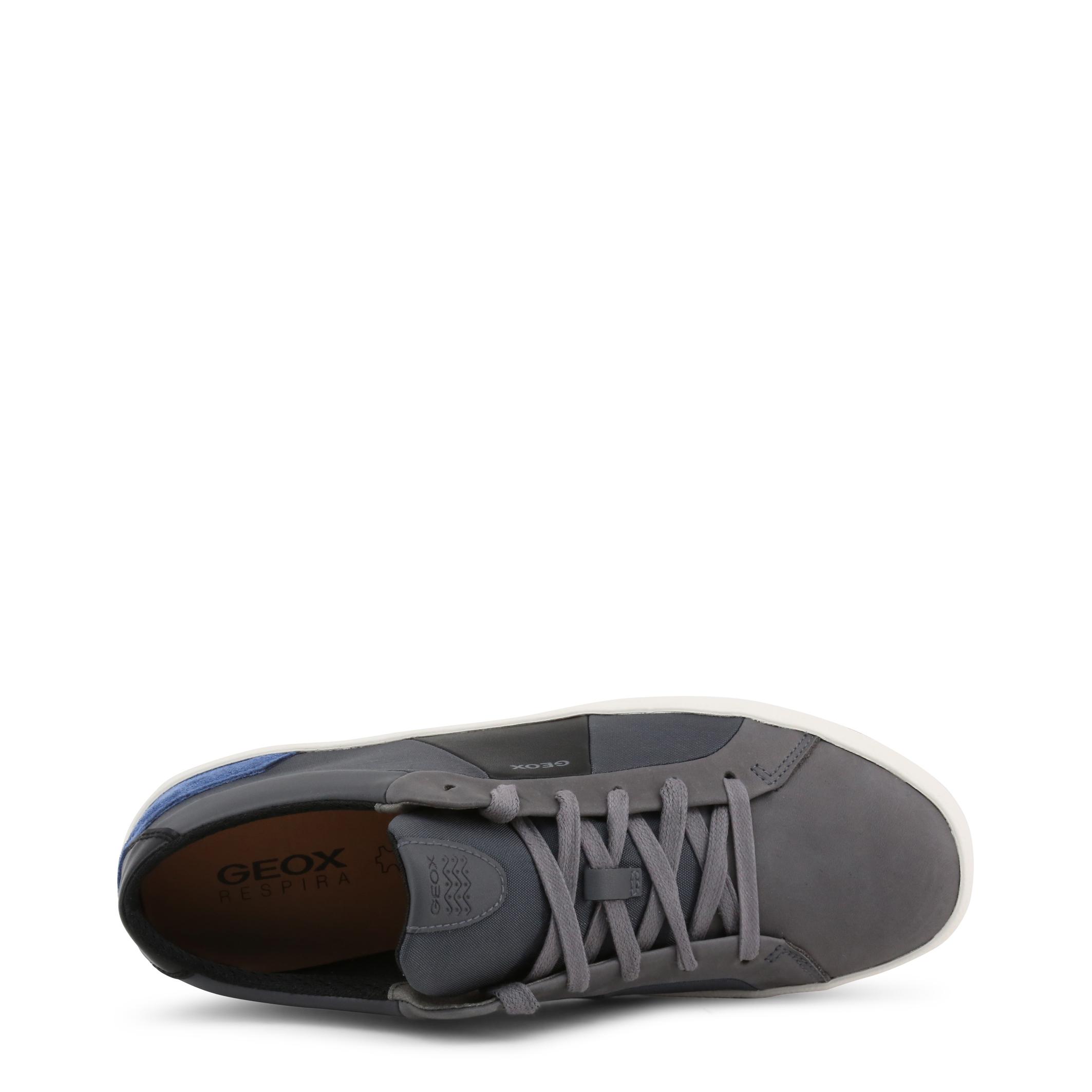 Sneakers-Geox-WARLEY-Uomo-Grigio-100592 miniatura 3