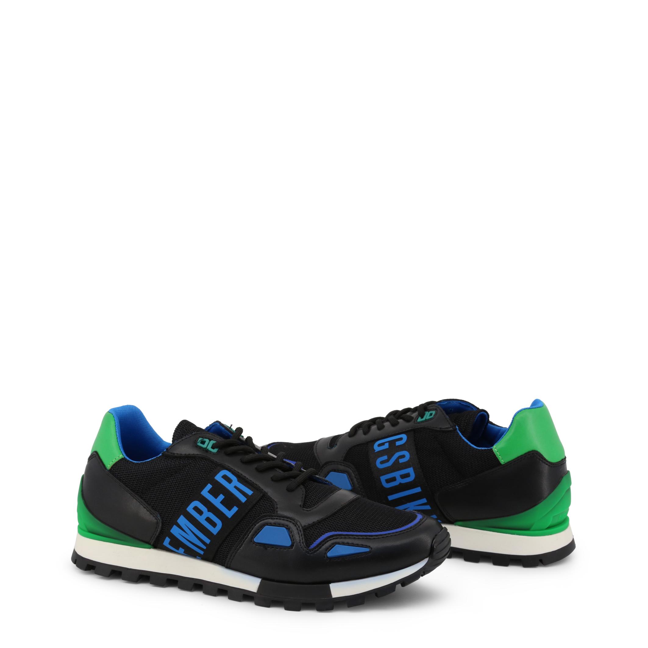 Sneakers-Bikkembergs-FEND-ER-2232-Uomo-Nero-101346 miniatura 2