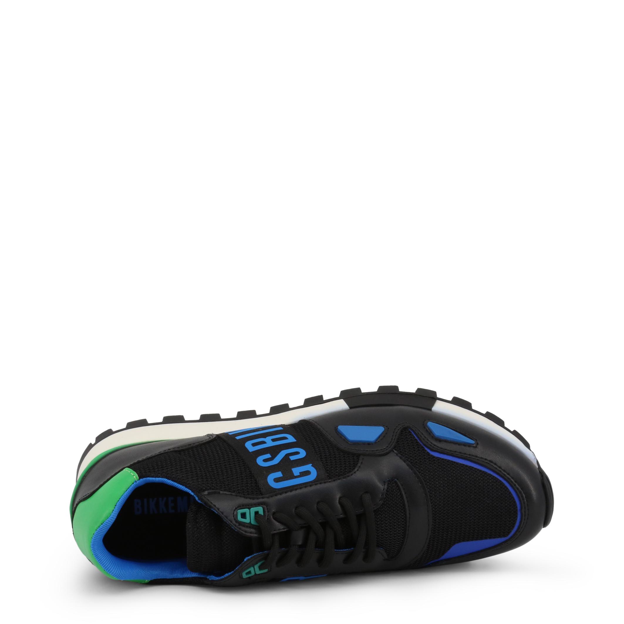 Sneakers-Bikkembergs-FEND-ER-2232-Uomo-Nero-101346 miniatura 3