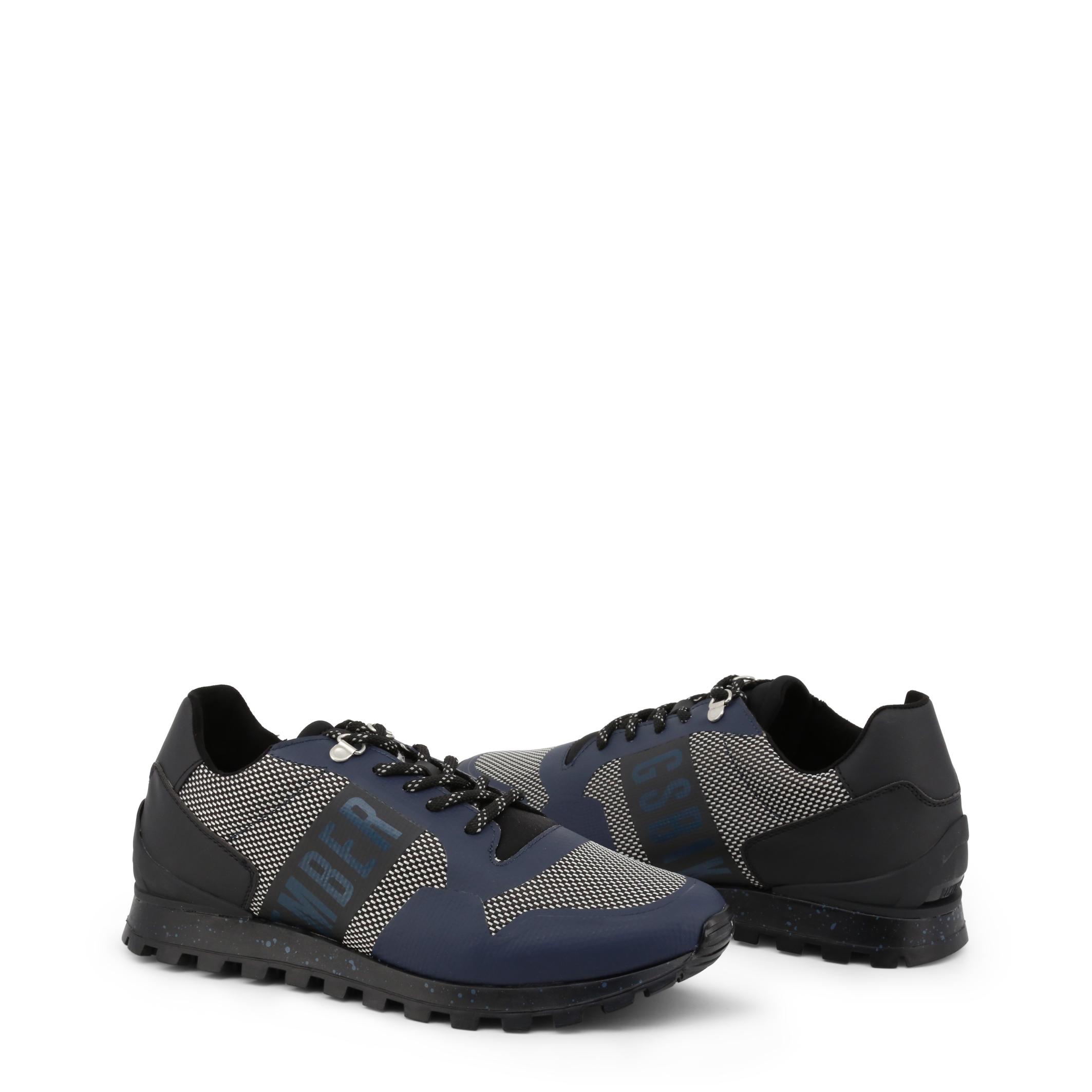 Sneakers-Bikkembergs-FEND-ER-2217-Uomo-Blu-101350 miniatura 2