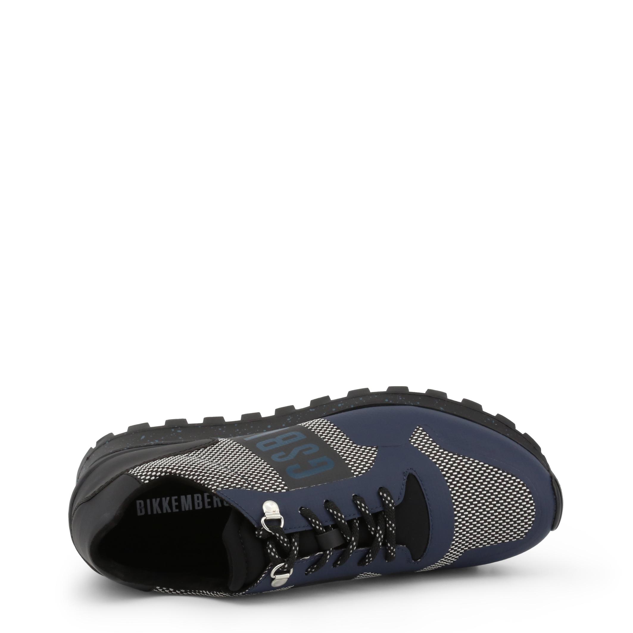 Sneakers-Bikkembergs-FEND-ER-2217-Uomo-Blu-101350 miniatura 3