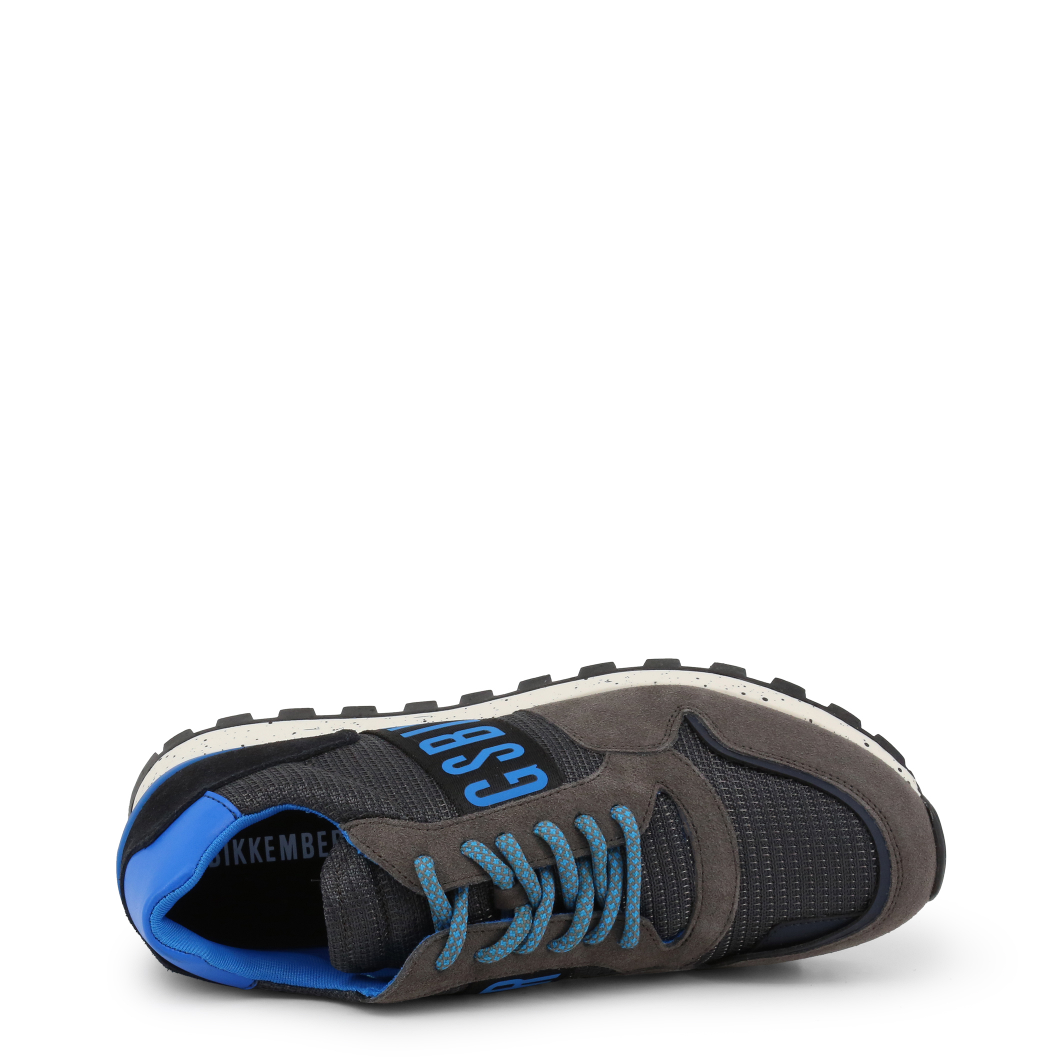 Sneakers-Bikkembergs-FEND-ER-2356-Uomo-Grigio-101354 miniatura 3
