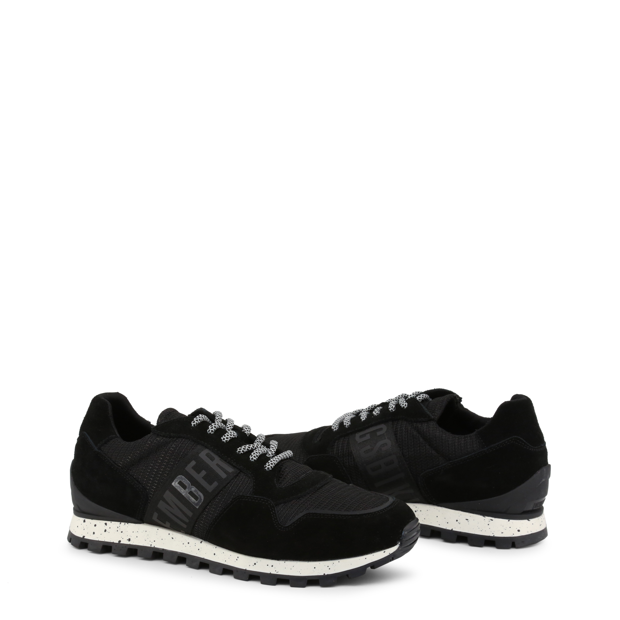Sneakers-Bikkembergs-FEND-ER-2356-Uomo-Nero-101355 miniatura 2