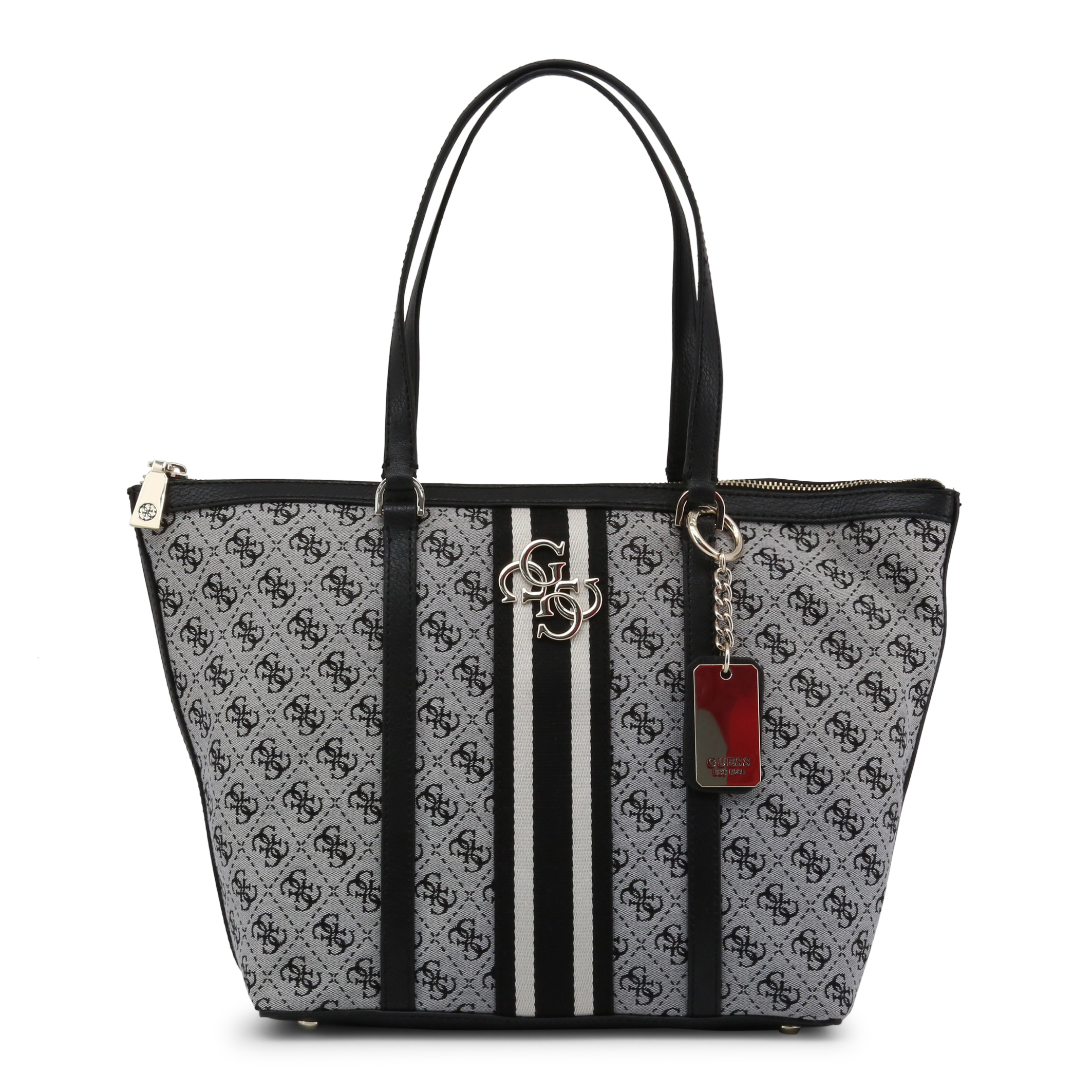 Shopping bag Guess HWSG73_04230 Donna Nero 101378
