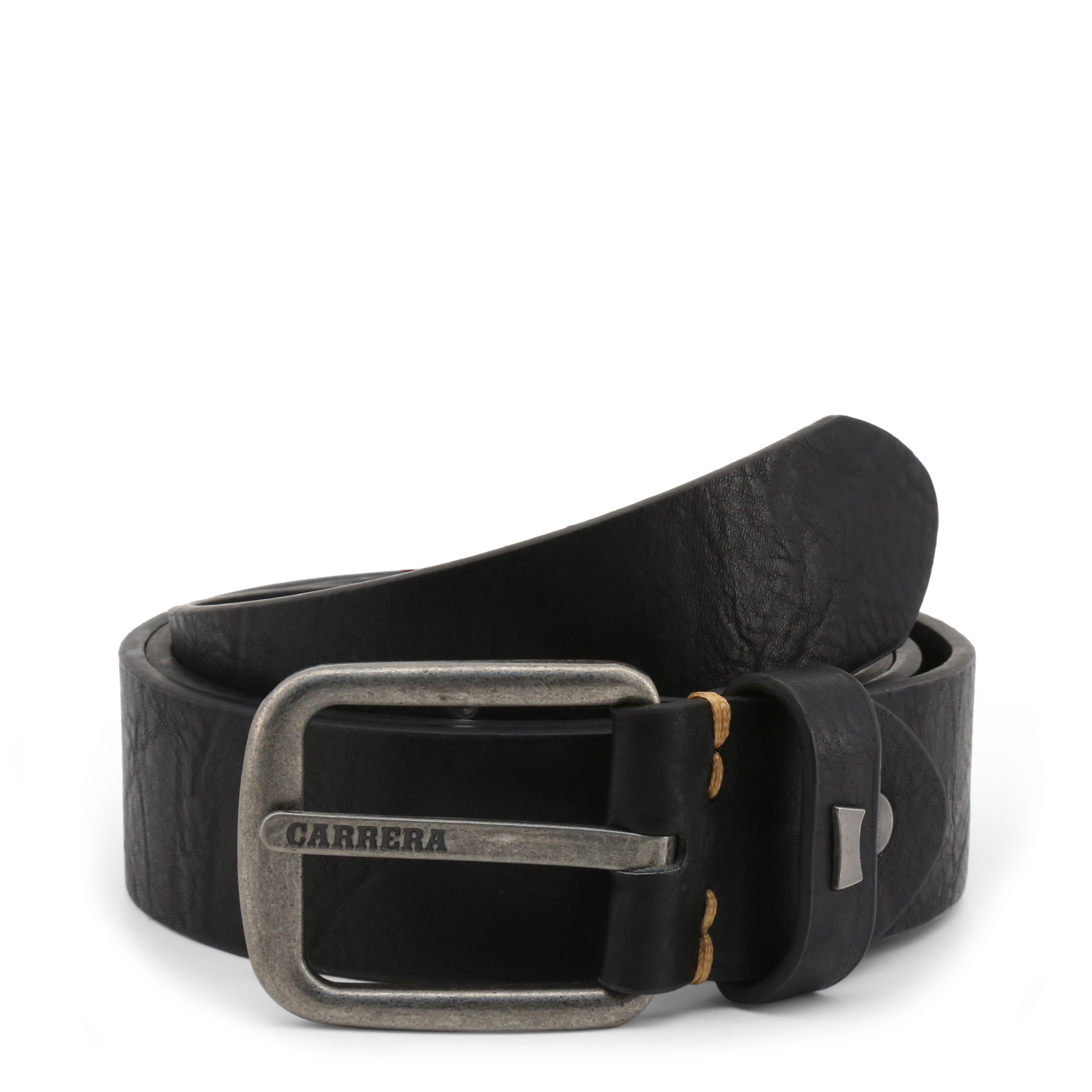 Cinture Carrera Jeans CB1718 Uomo Nero 102508