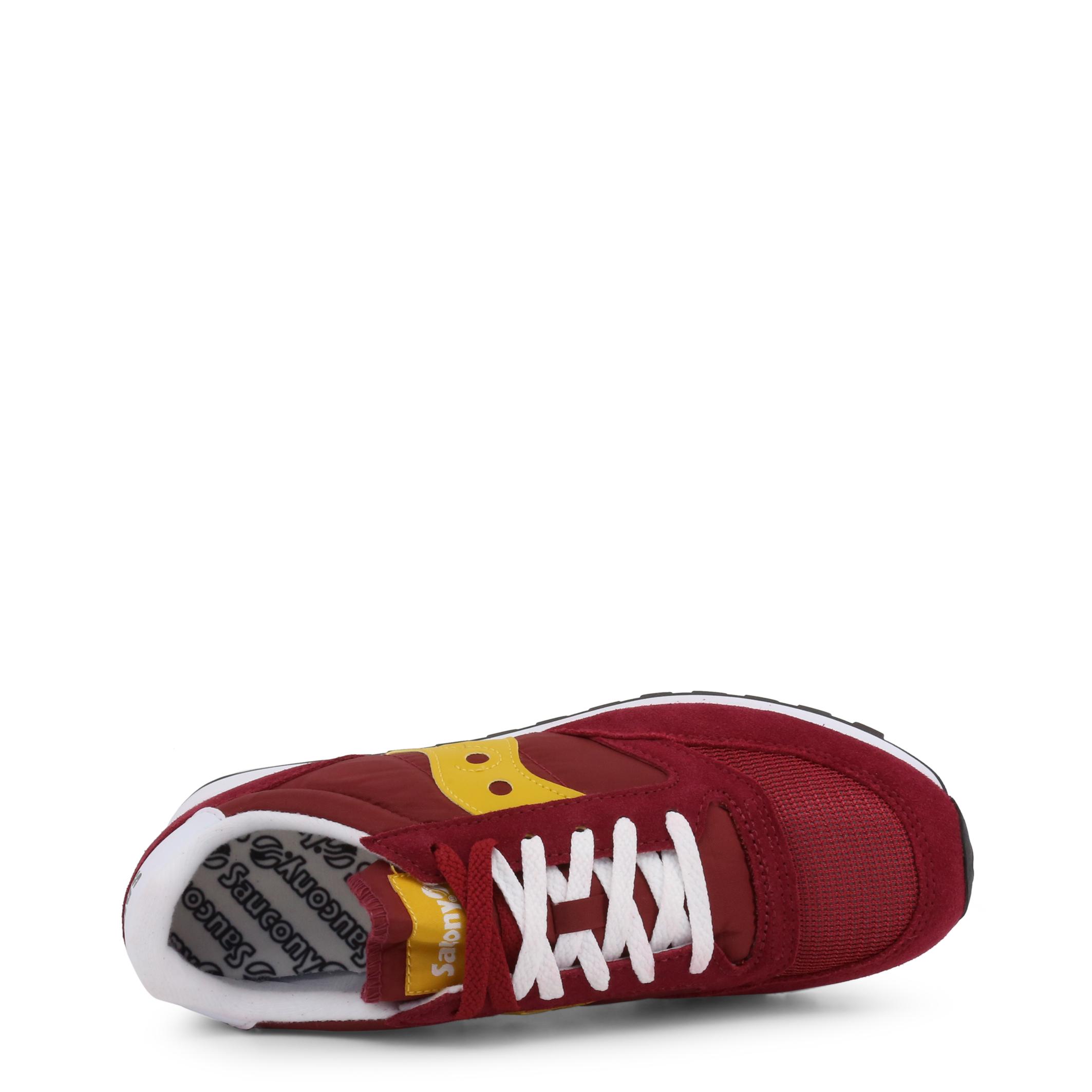 Sneakers-Saucony-JAZZ-S70368-Uomo-Rosso-102538 miniatura 3