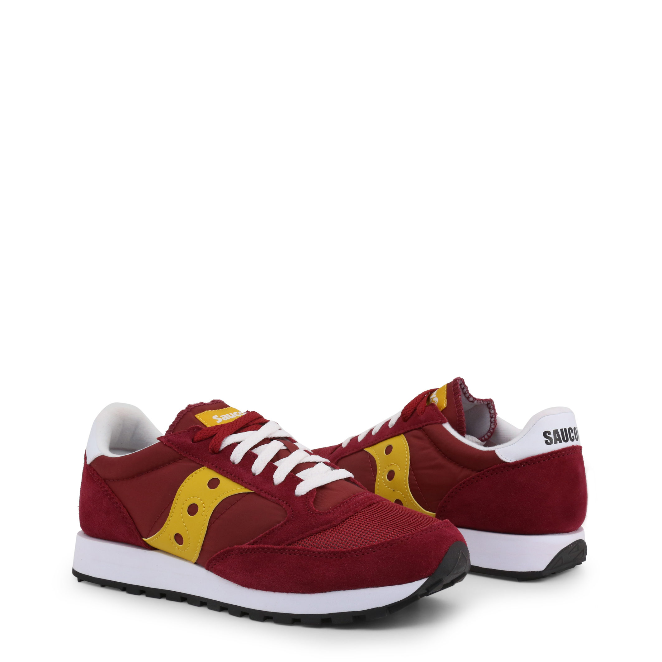 Sneakers-Saucony-JAZZ-S70368-Uomo-Rosso-102538 miniatura 2