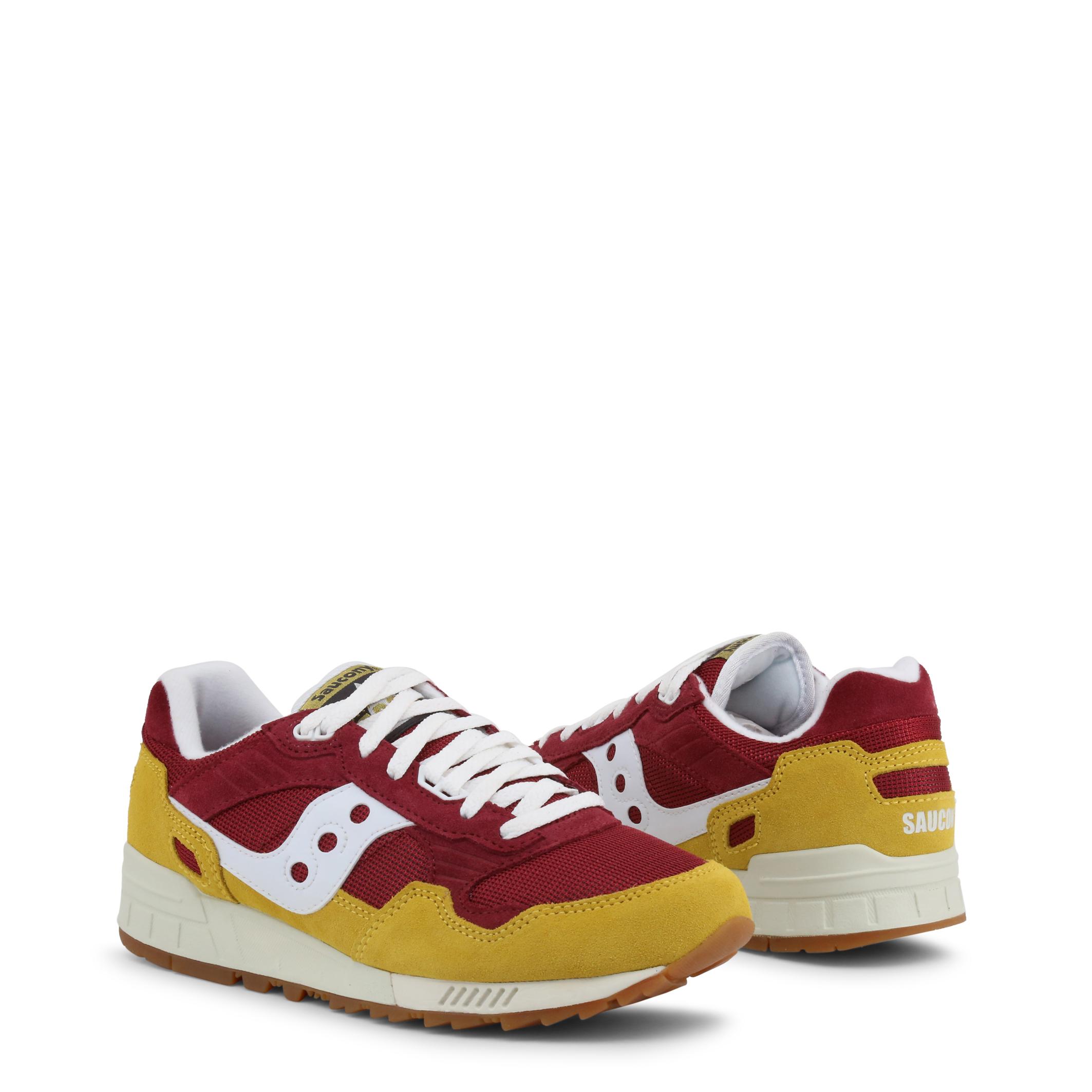 Sneakers-Saucony-SHADOW-5000-Uomo-Giallo-102543 miniatura 2