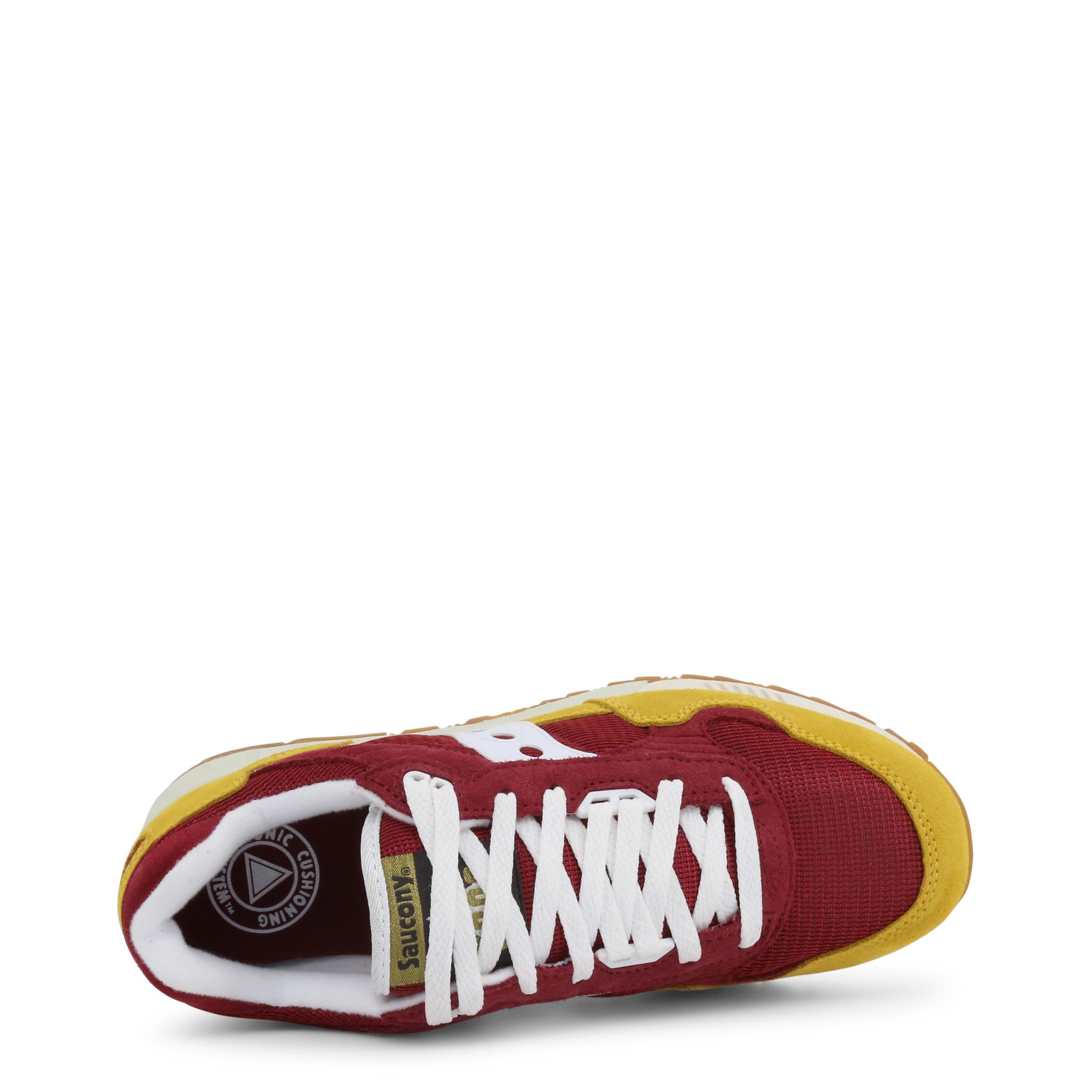 Sneakers-Saucony-SHADOW-5000-Uomo-Giallo-102543 miniatura 3