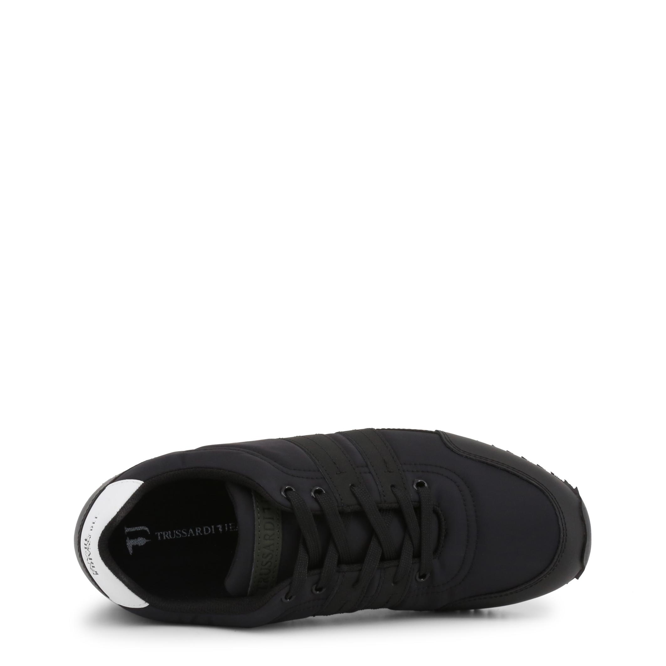 Sneakers-Trussardi-77A00105-Uomo-Nero-102754 miniatura 3