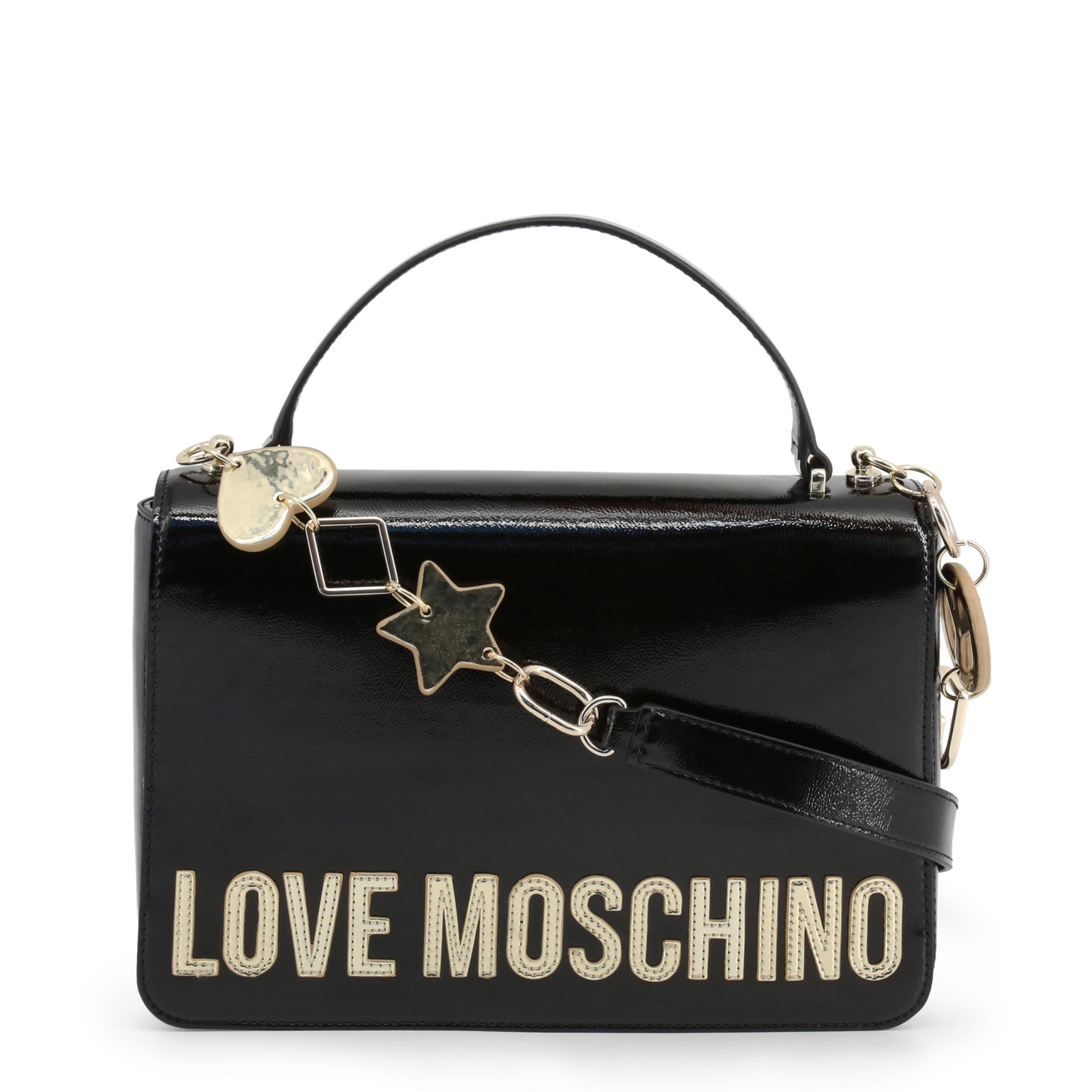 Love Moschino Lak Taske Firkantet Anna Anna