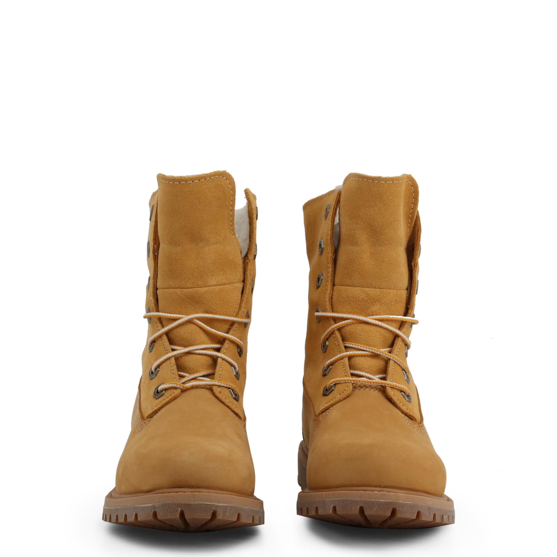 risparmi fantastici scarpe da corsa nuovo elenco Stivaletti Timberland AUTH-TEDDYFLEECE Donna Marrone 103245 | eBay