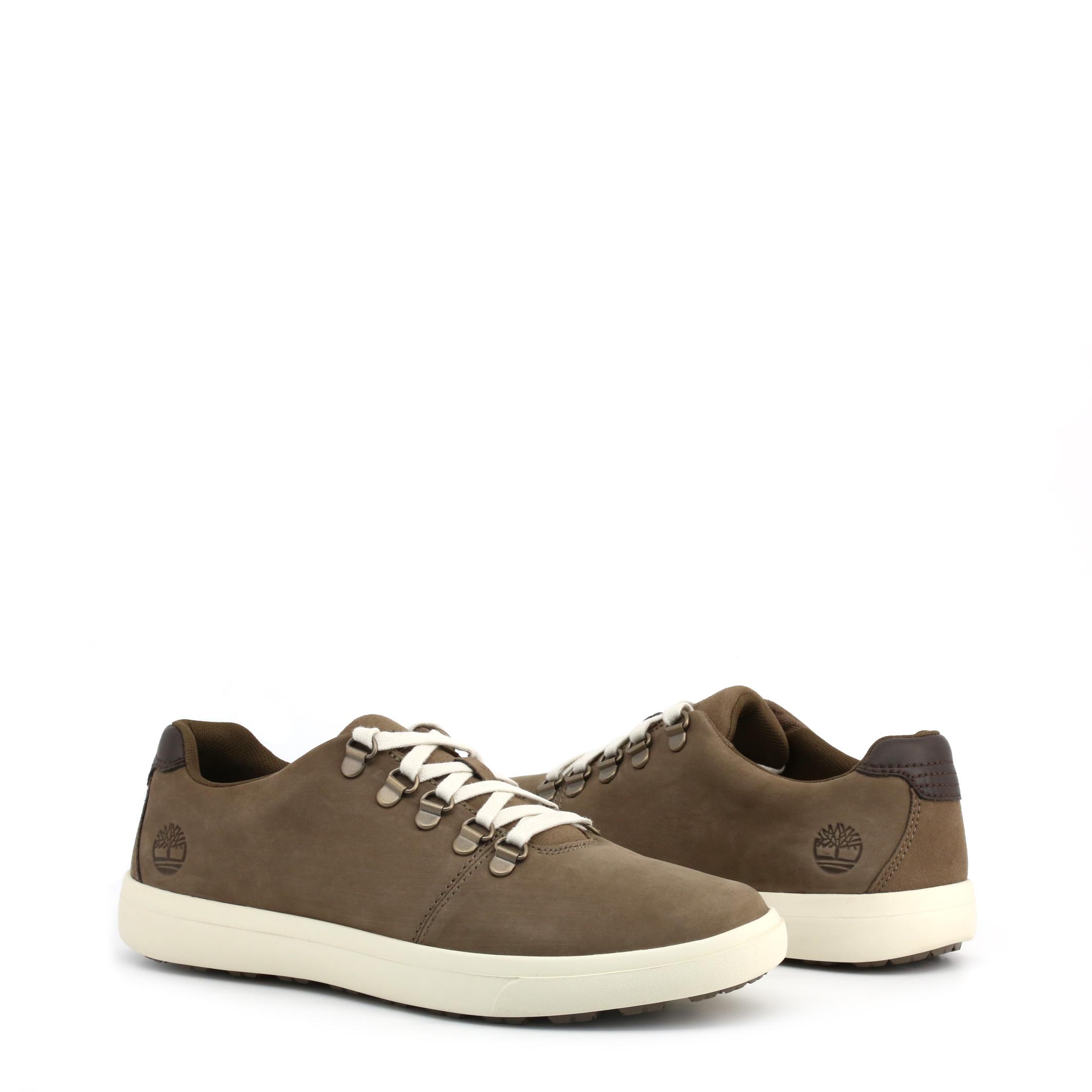 Sneakers-Timberland-ASHWD-ALPINE-Uomo-Verde-103258 miniatura 2