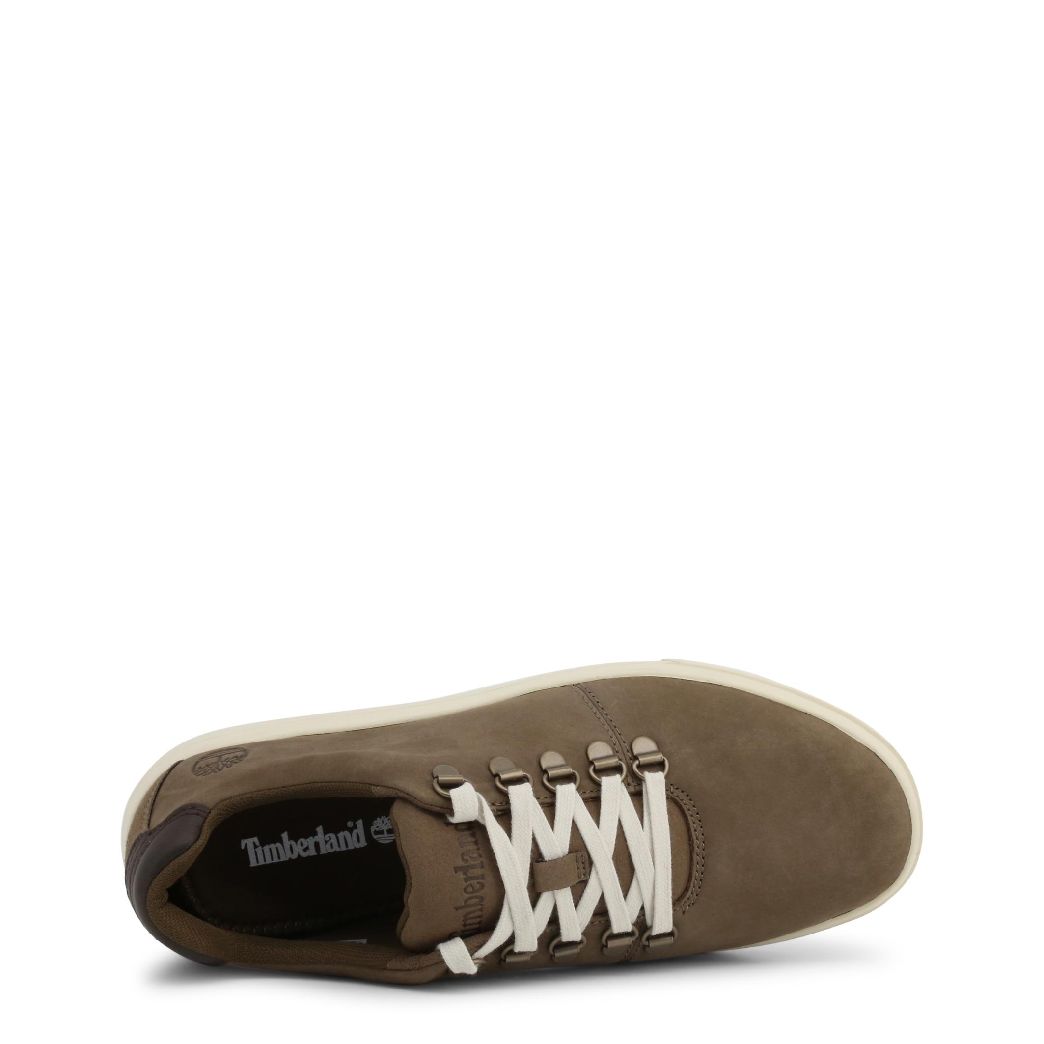 Sneakers-Timberland-ASHWD-ALPINE-Uomo-Verde-103258 miniatura 3