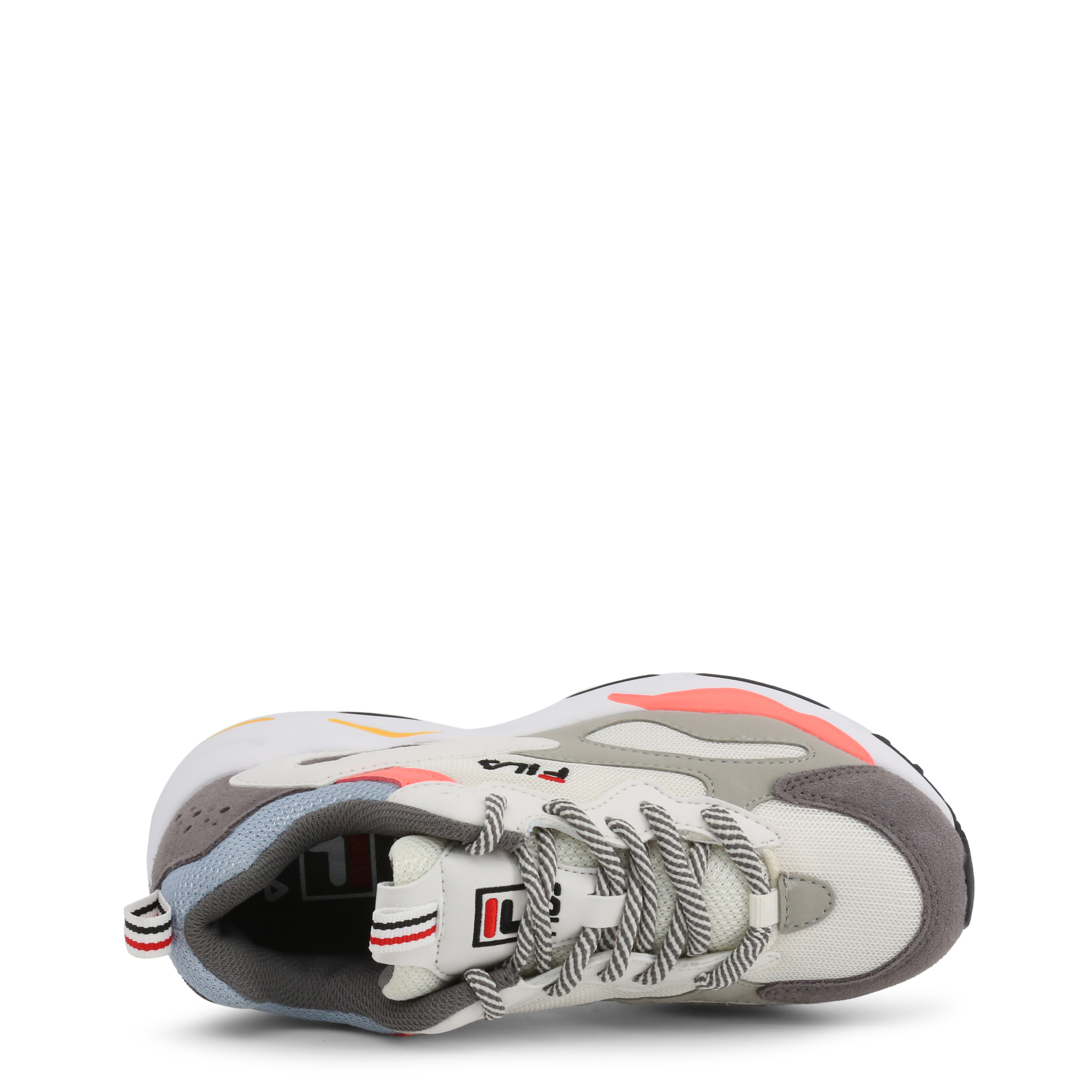 Sneakers Fila RAY-TRACER_1010686 Donna Bianco 103271
