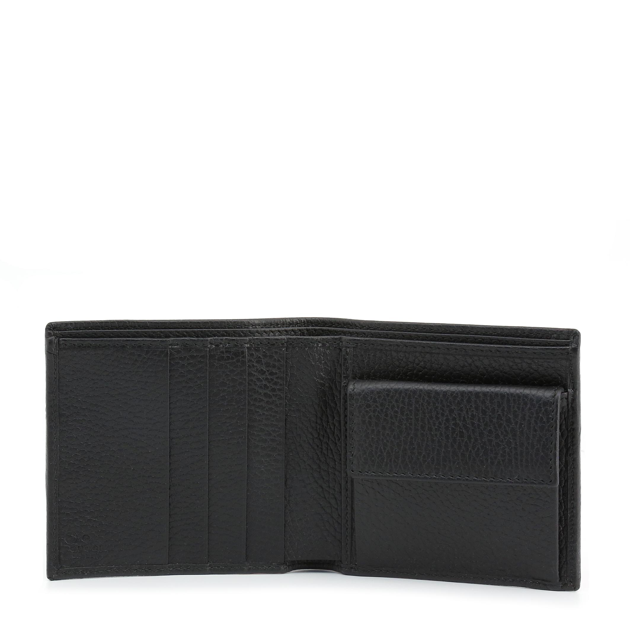 NEU-Gucci-150413-G1XWN-Herren-Schwarz-103430 Indexbild 3