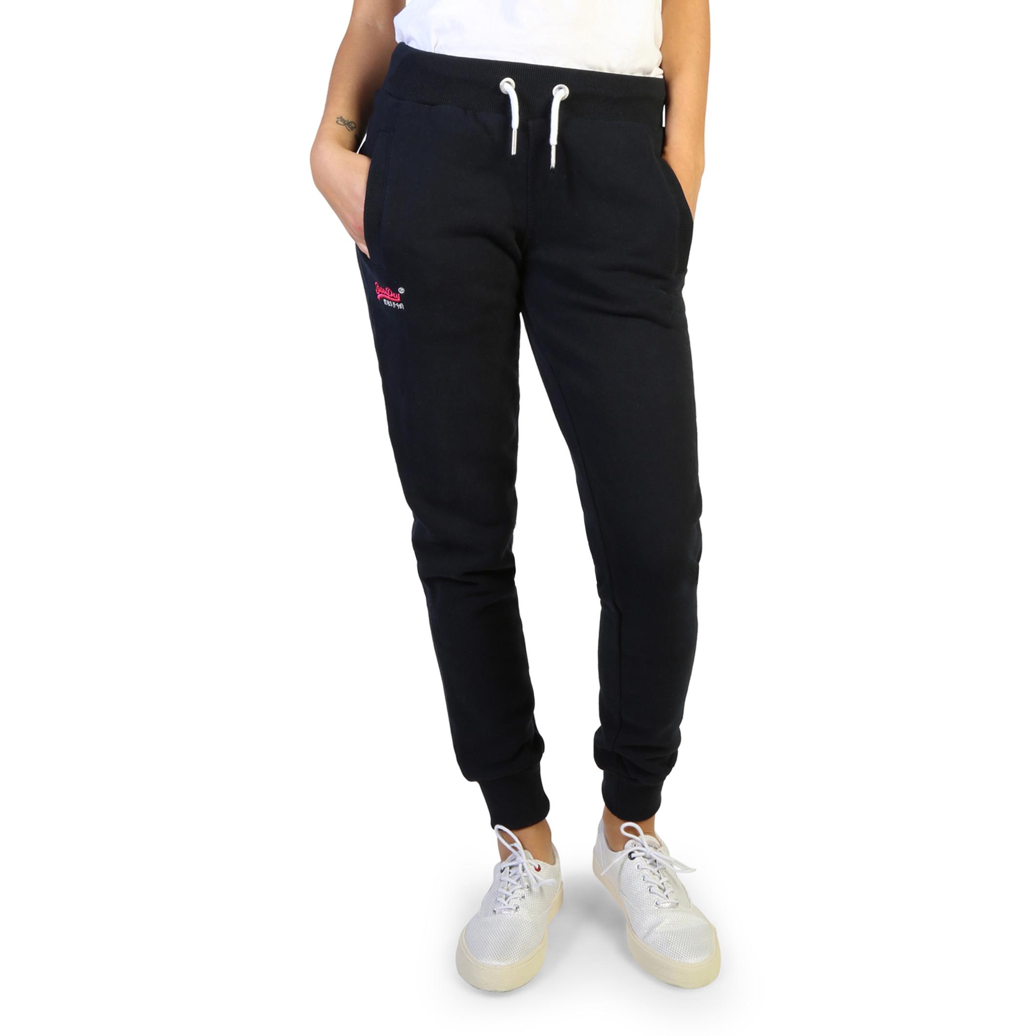 Pantaloni tuta Superdry G70023NS Donna Blu 103707
