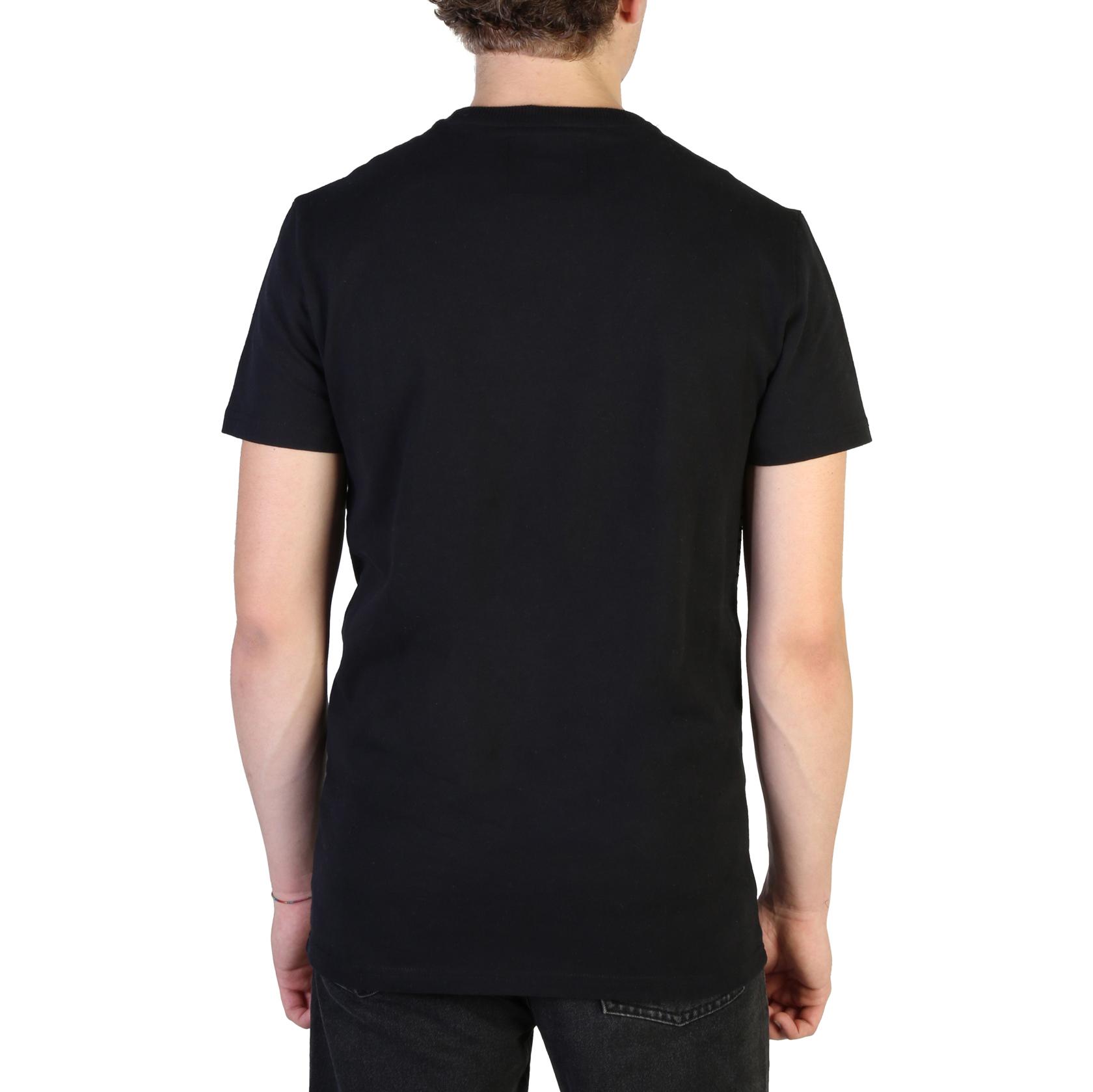 T-shirt-Superdry-M1000005A-Uomo-Nero-103709 miniatura 2