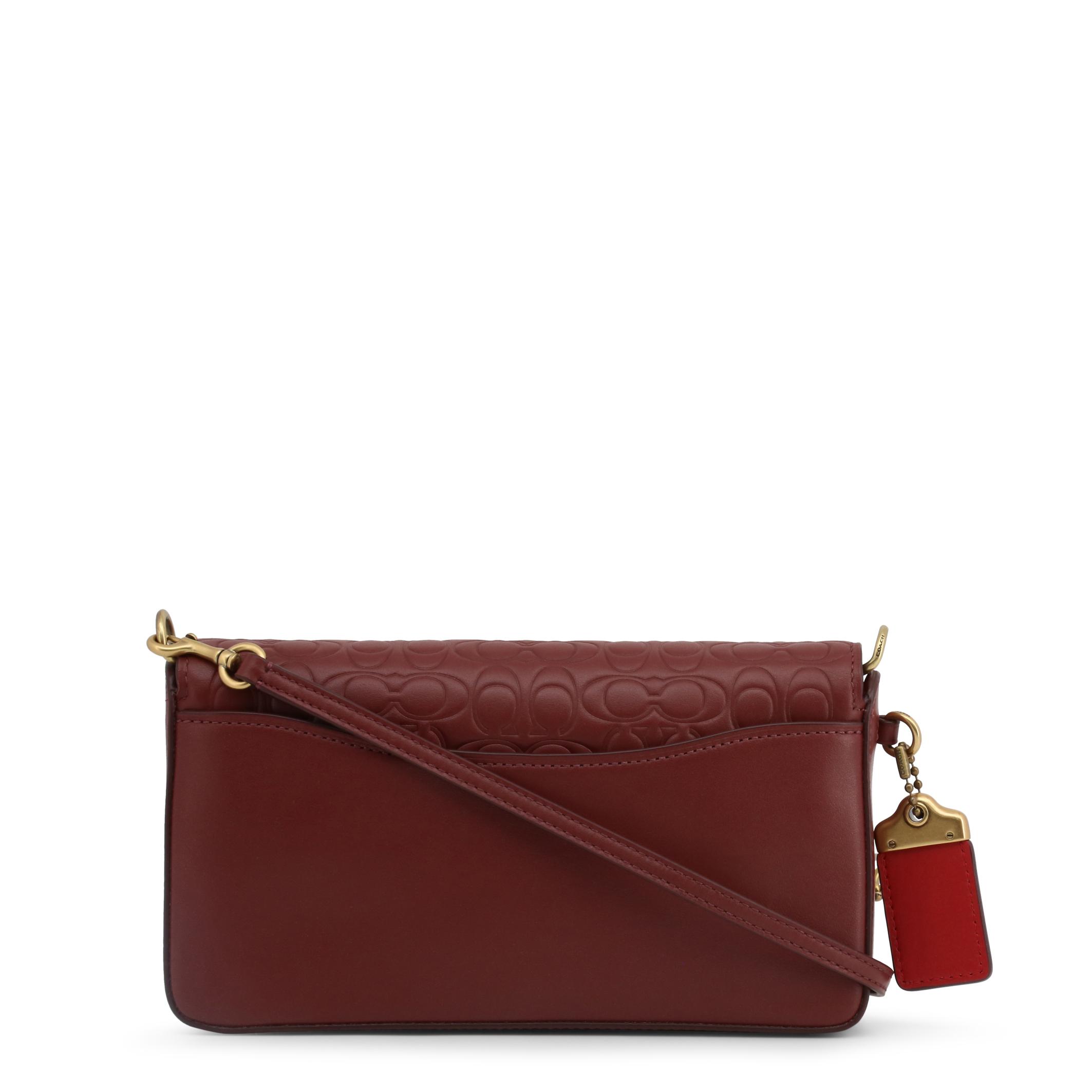 Borse-a-tracolla-Coach-30427-Donna-Rosso-103795 miniatura 3