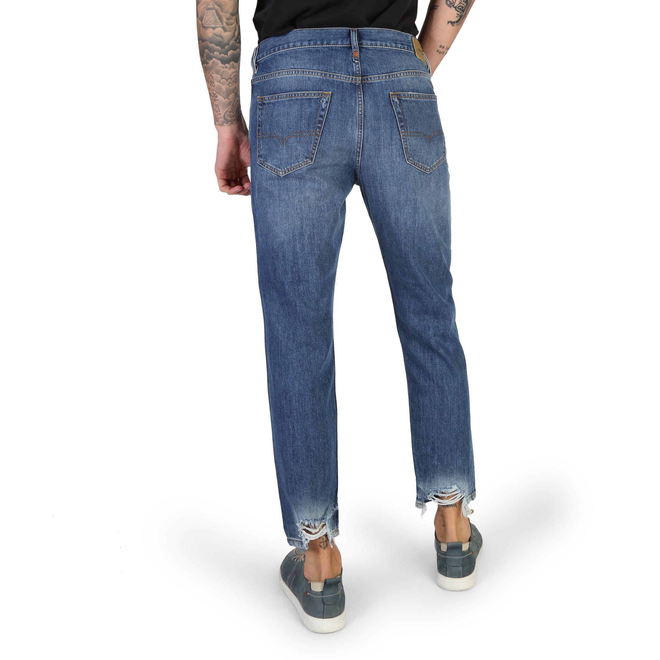 Jeans-Diesel-MHARKY-B-L32-00SKTN-085AG-01-Uomo-Blu-103843 miniatura 2