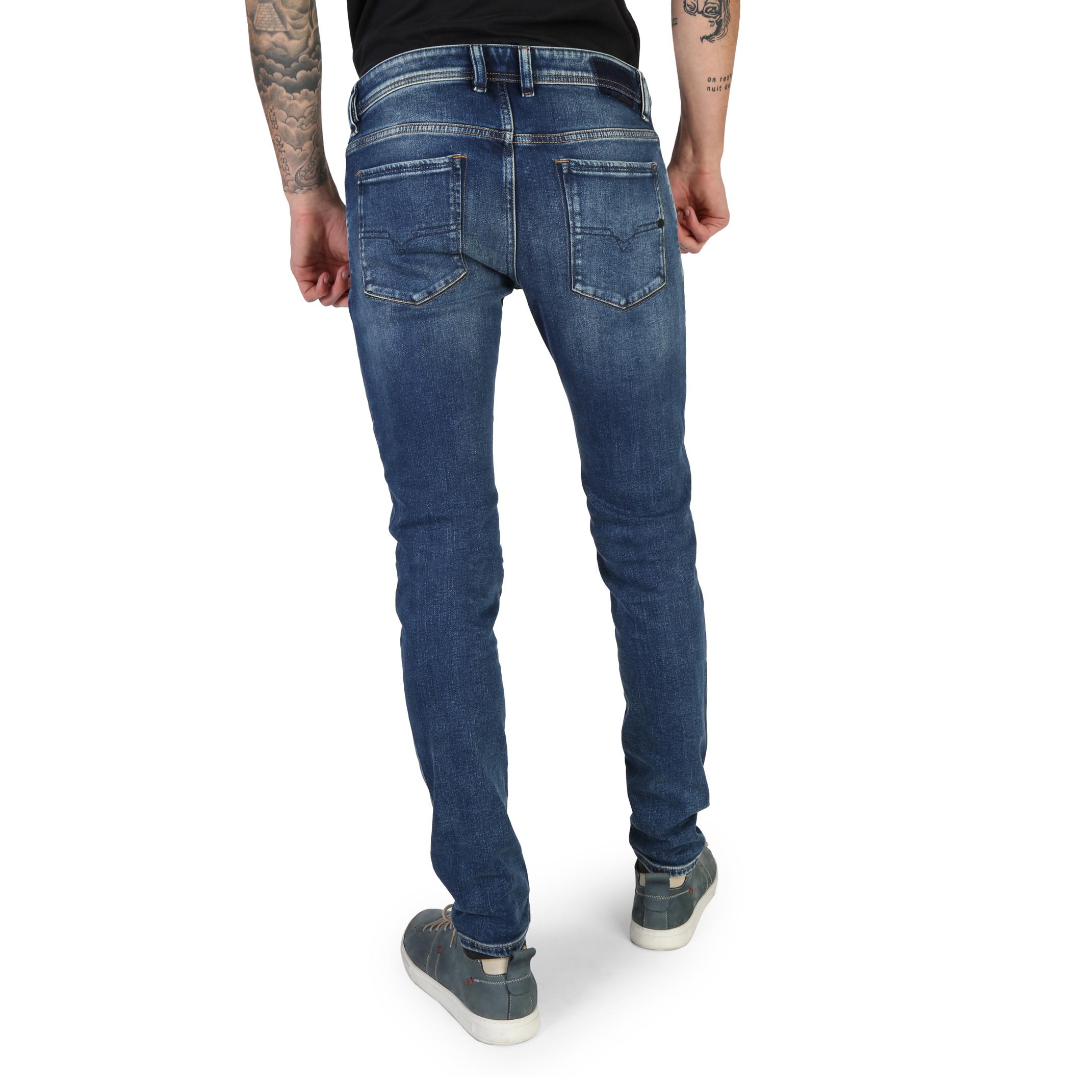 Jeans-Diesel-SLEENKER-L32-00S7VG-Uomo-Blu-103846 miniatura 2
