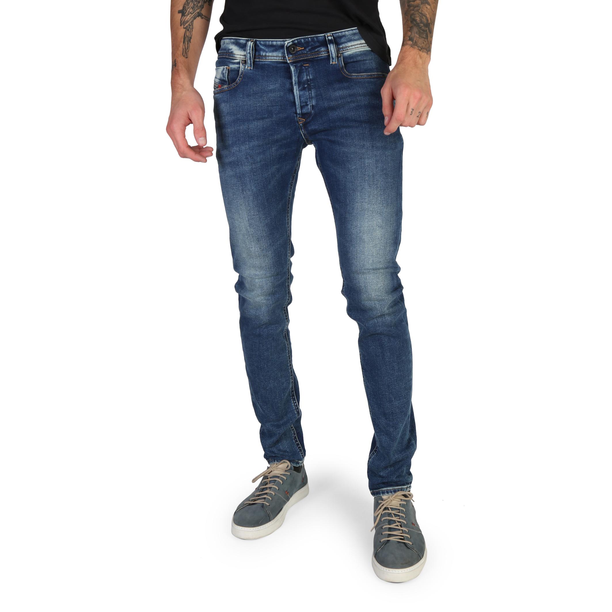 Jeans-Diesel-SLEENKER-L32-00S7VG-Uomo-Blu-103846