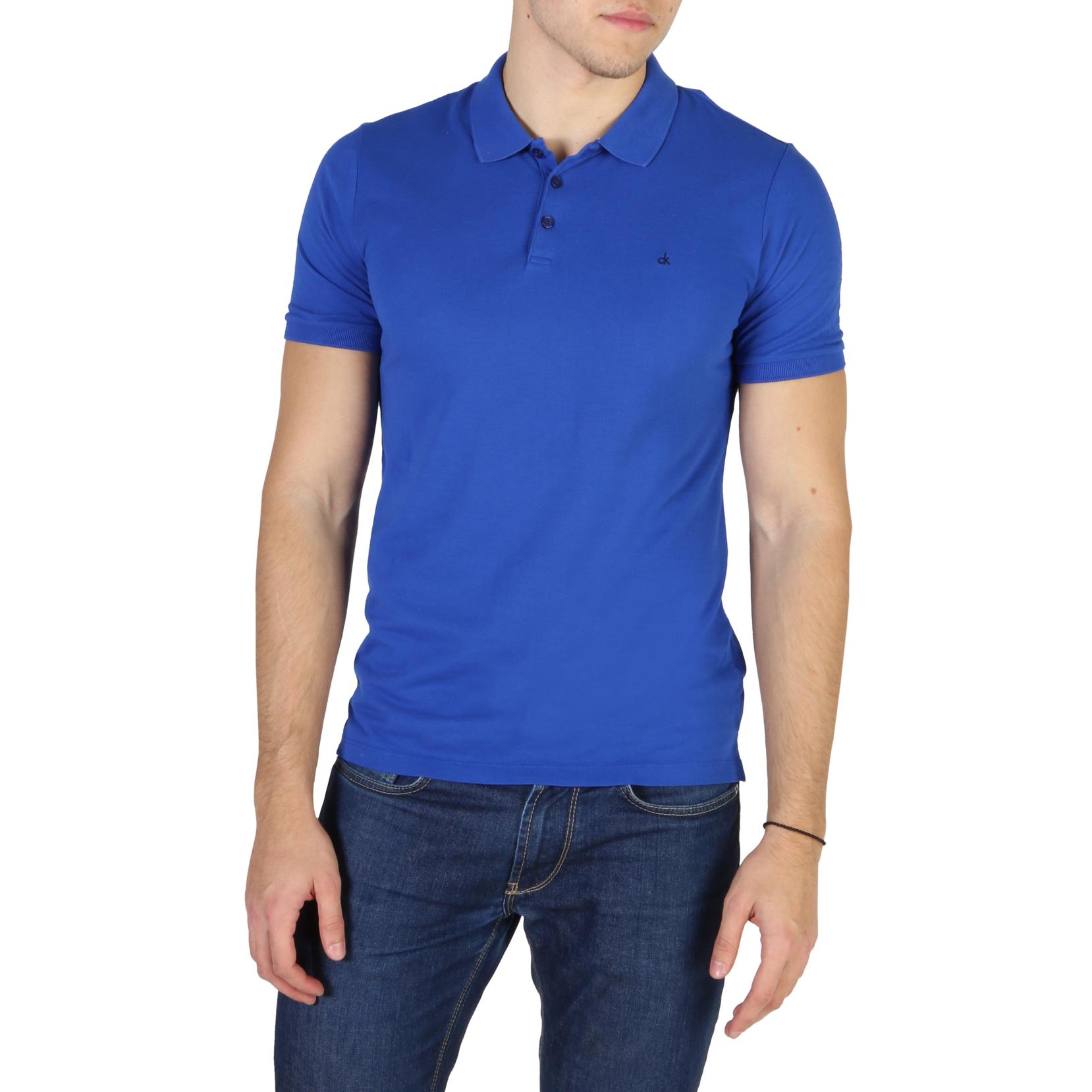 Polo-Calvin-Klein-J3EJ303832-Uomo-Blu-104158-Abbigliamento-Uomo-Calvin-Klein