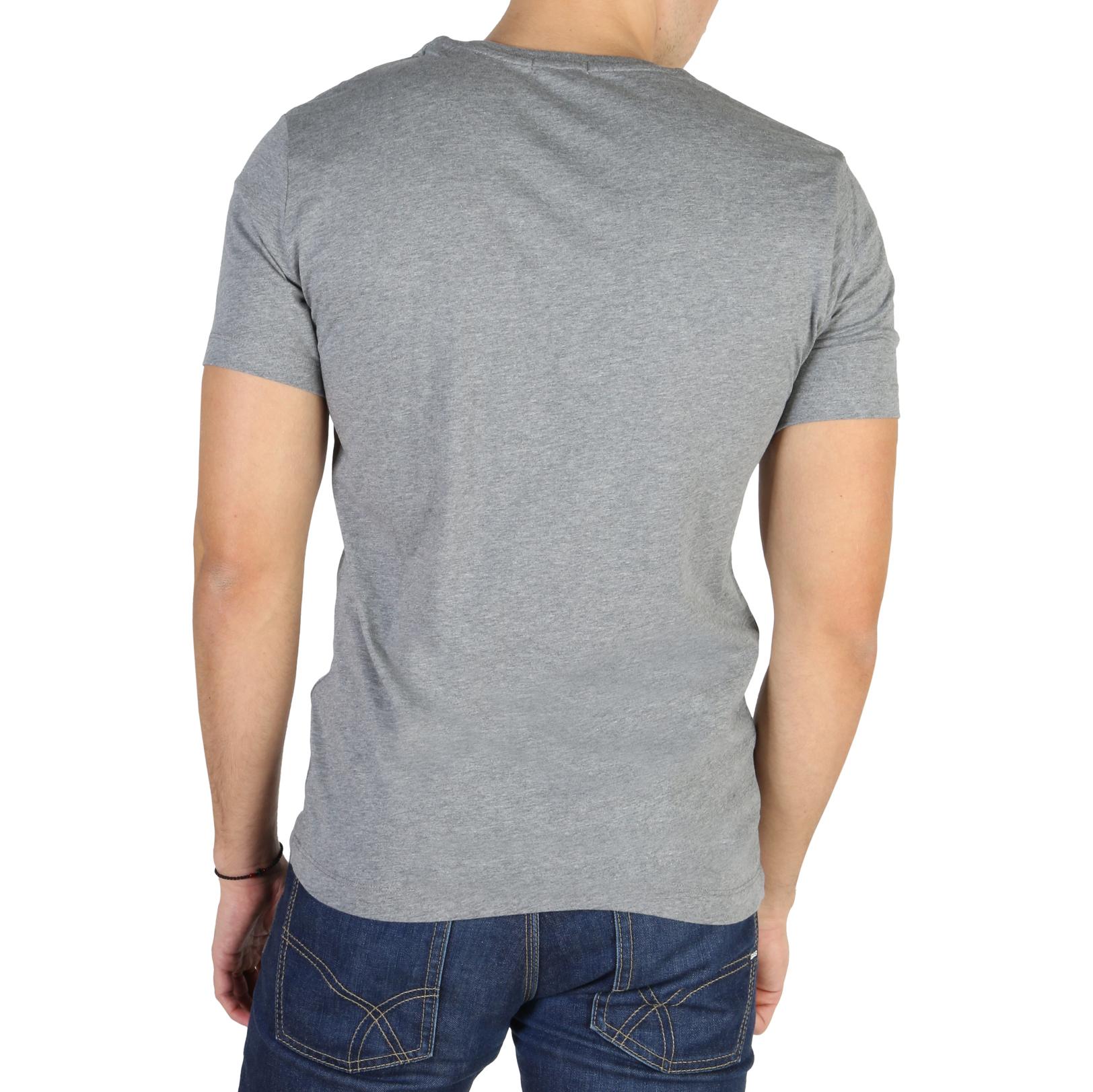 T-SHIRT-Calvin-Klein-J3IJ302251-Uomo-Grigio-104159-CASUAL-VINTAGE miniatura 2
