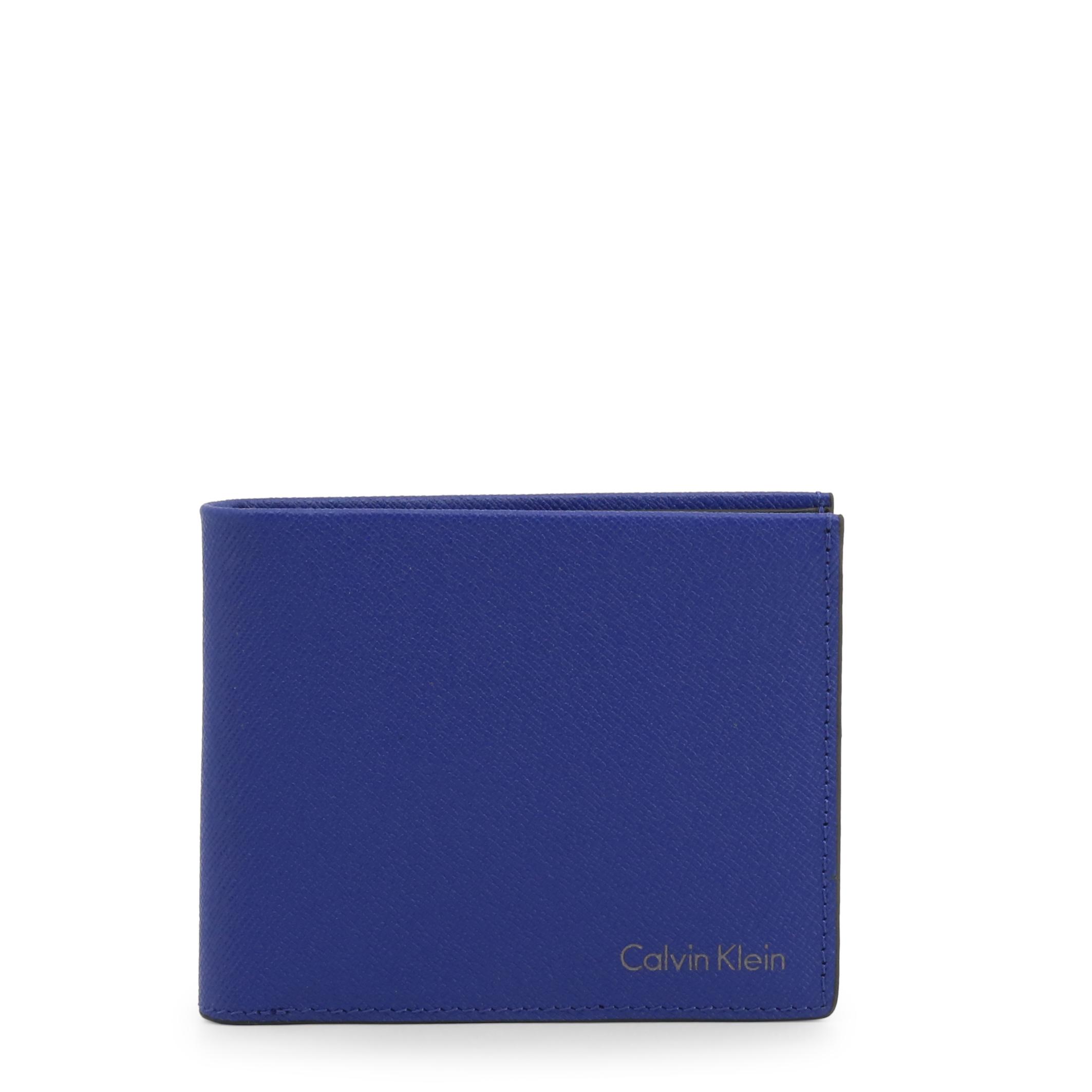 Geldtaschen-Calvin-Klein-K50K501489-Herren-Blau-104187-Accessoires