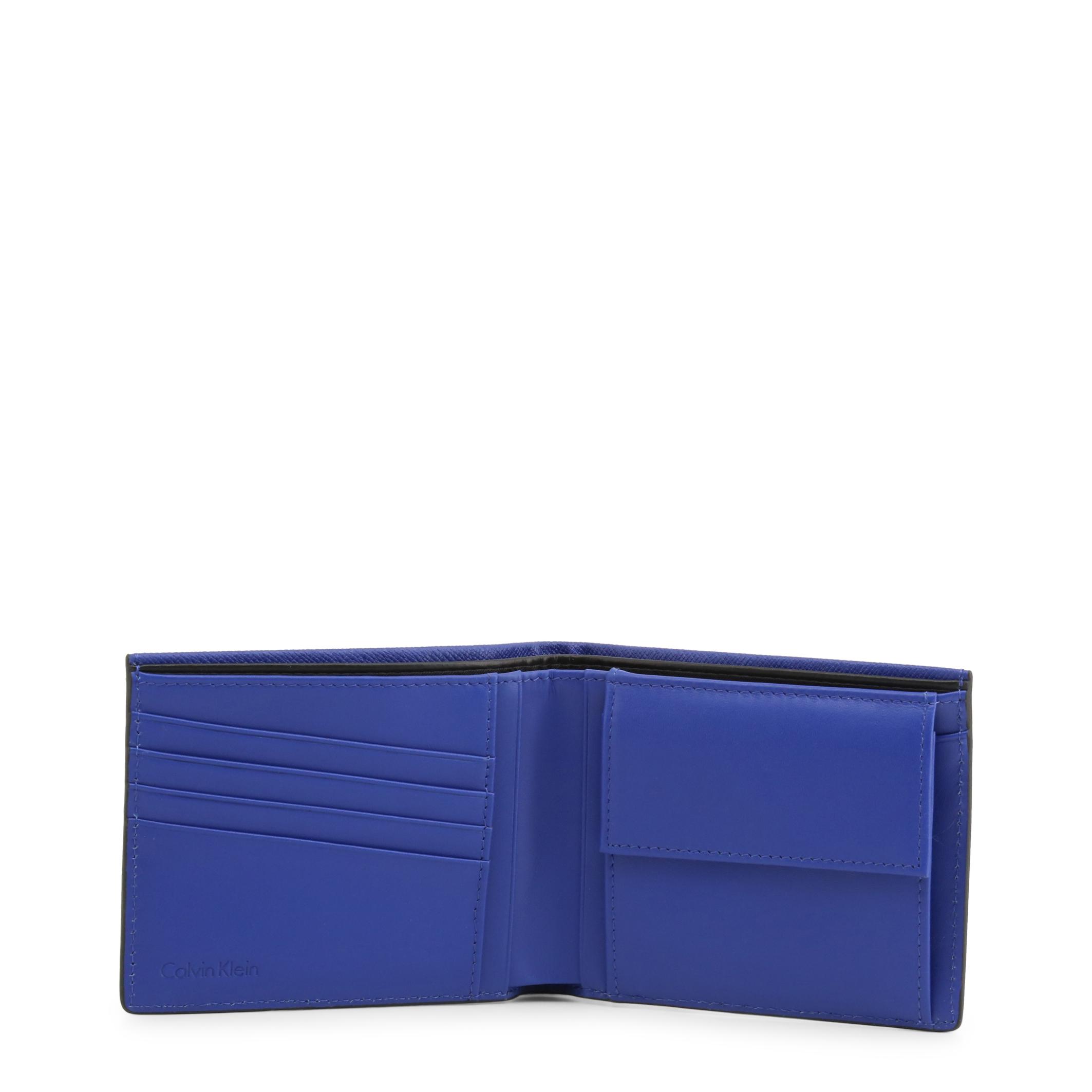 Geldtaschen-Calvin-Klein-K50K501489-Herren-Blau-104187-Accessoires Indexbild 3