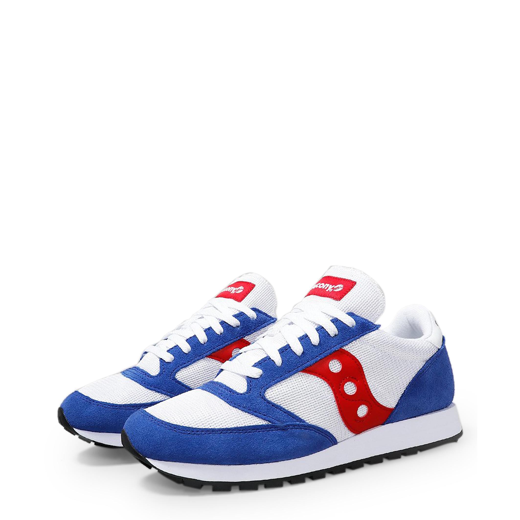 Sneakers-Saucony-JAZZ-S70368-Uomo-Bianco-105193 miniatura 2