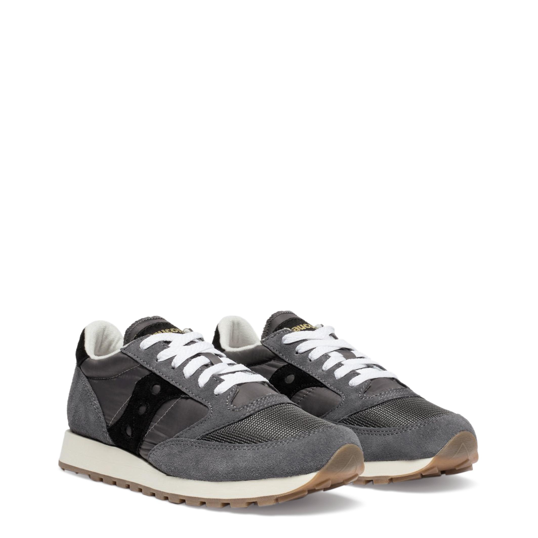 Sneakers-Saucony-JAZZ-S70368-Uomo-Grigio-105195 miniatura 2