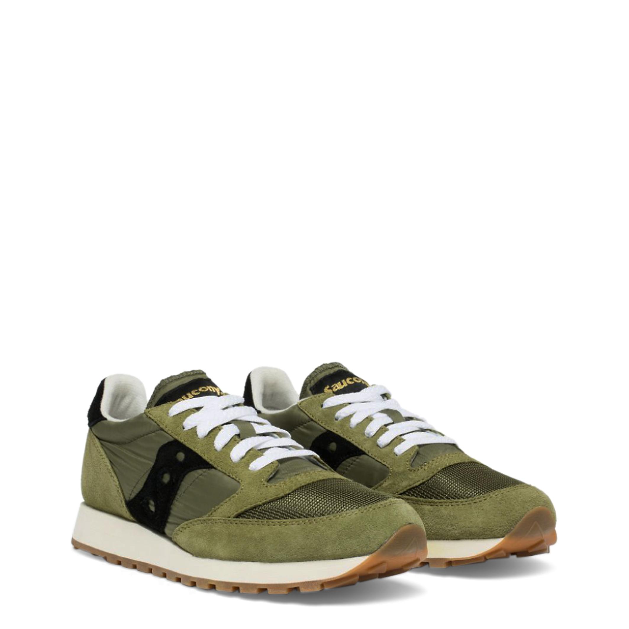 Sneakers-Saucony-JAZZ-S70368-Uomo-Verde-105196 miniatura 2