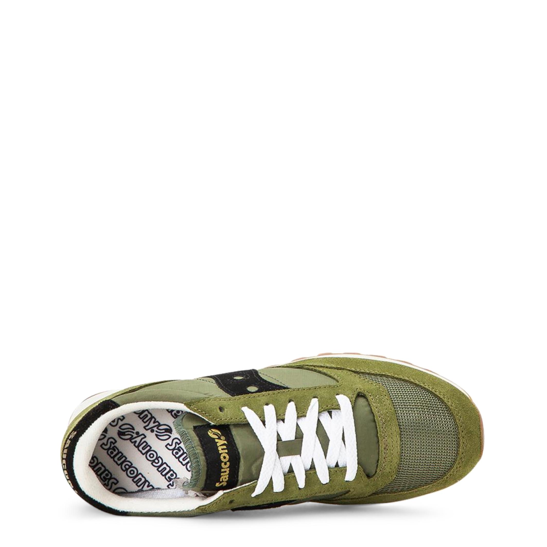 Sneakers-Saucony-JAZZ-S70368-Uomo-Verde-105196 miniatura 3