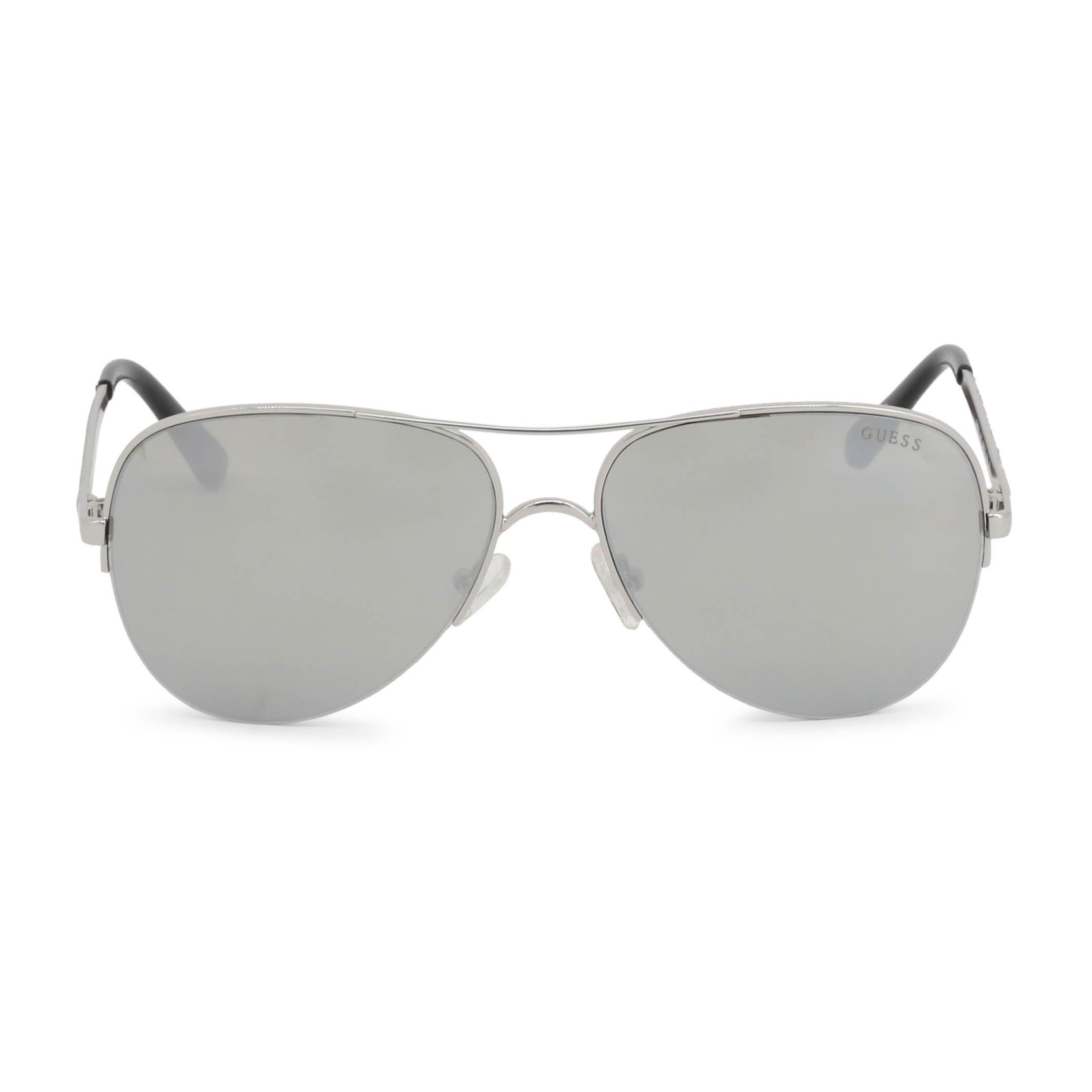 Occhiali-da-sole-Guess-GF6079-Donna-Grigio-106479 miniatura 2