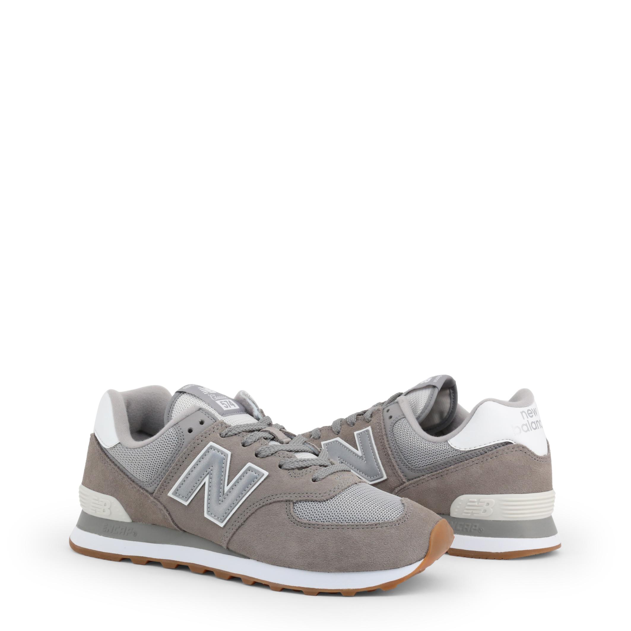 Sneakers-New-Balance-ML574-Uomo-Grigio-107096 miniatura 2