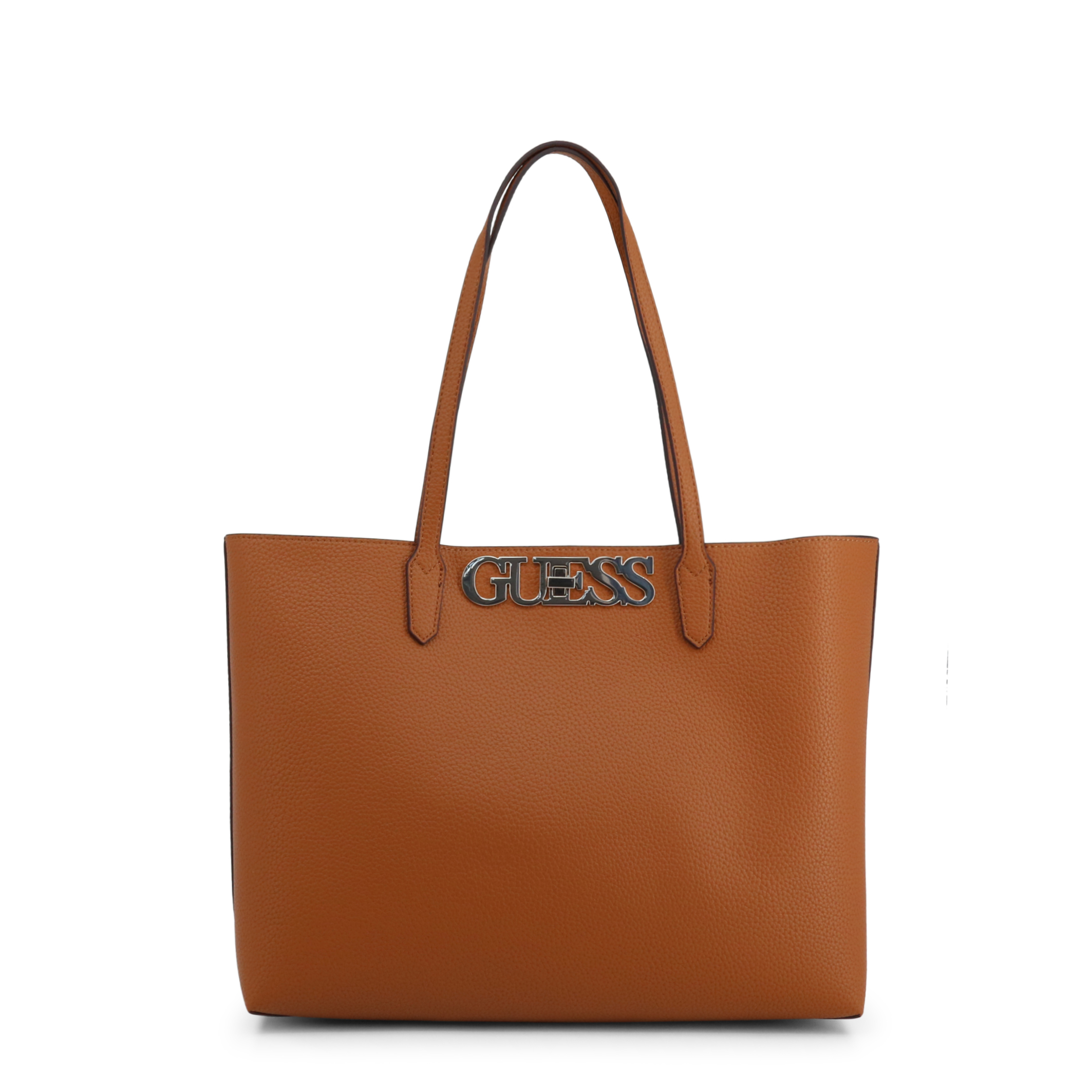 Shopping bag de Mujer Guess Marron Poliuretano