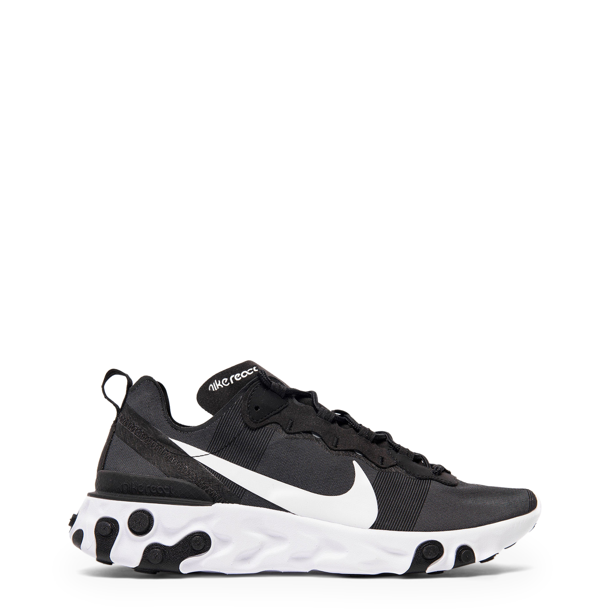 Nike ReactElement55 Uomo Nero 108161Nike