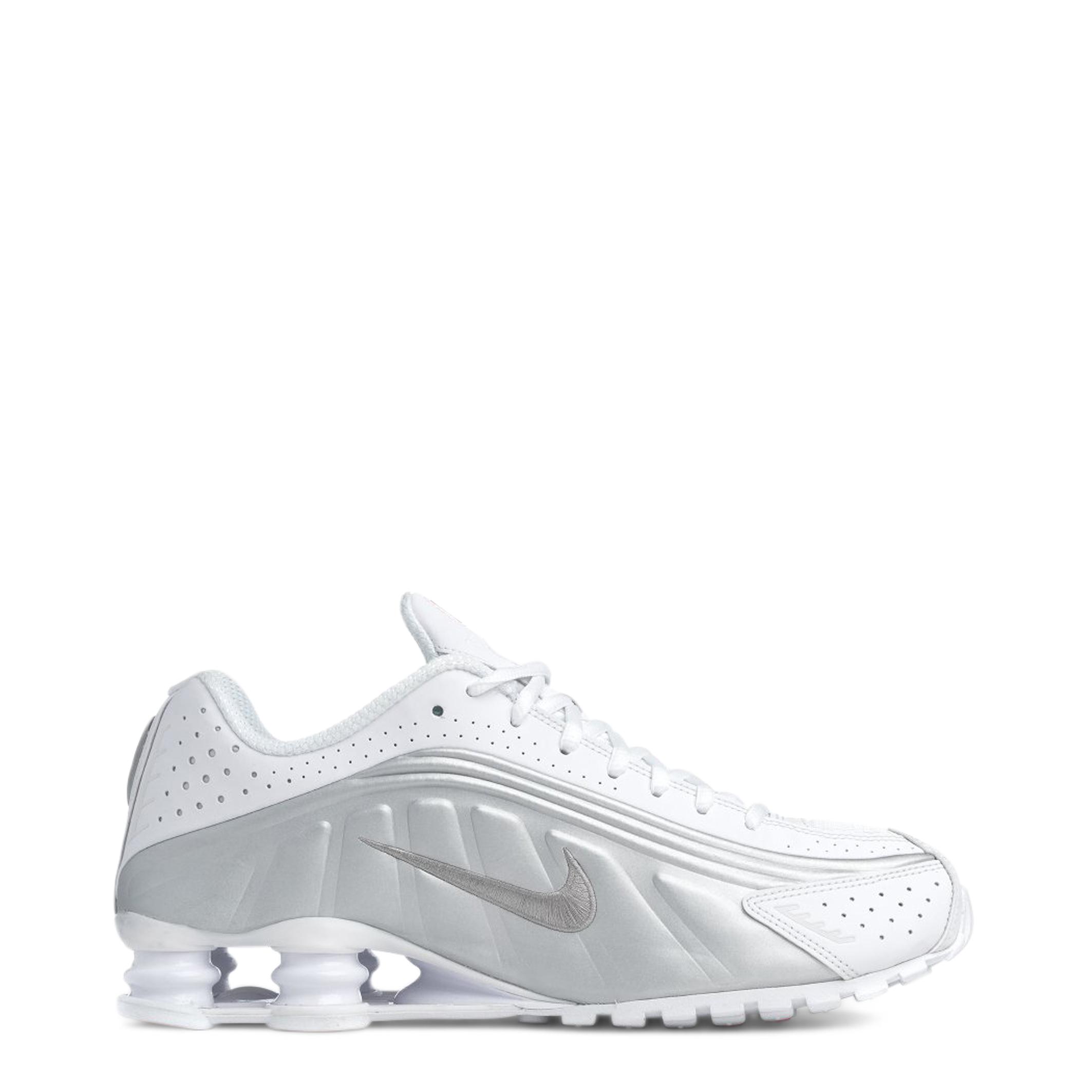 Nike ShoxR4 Uomo Bianco 108163Nike
